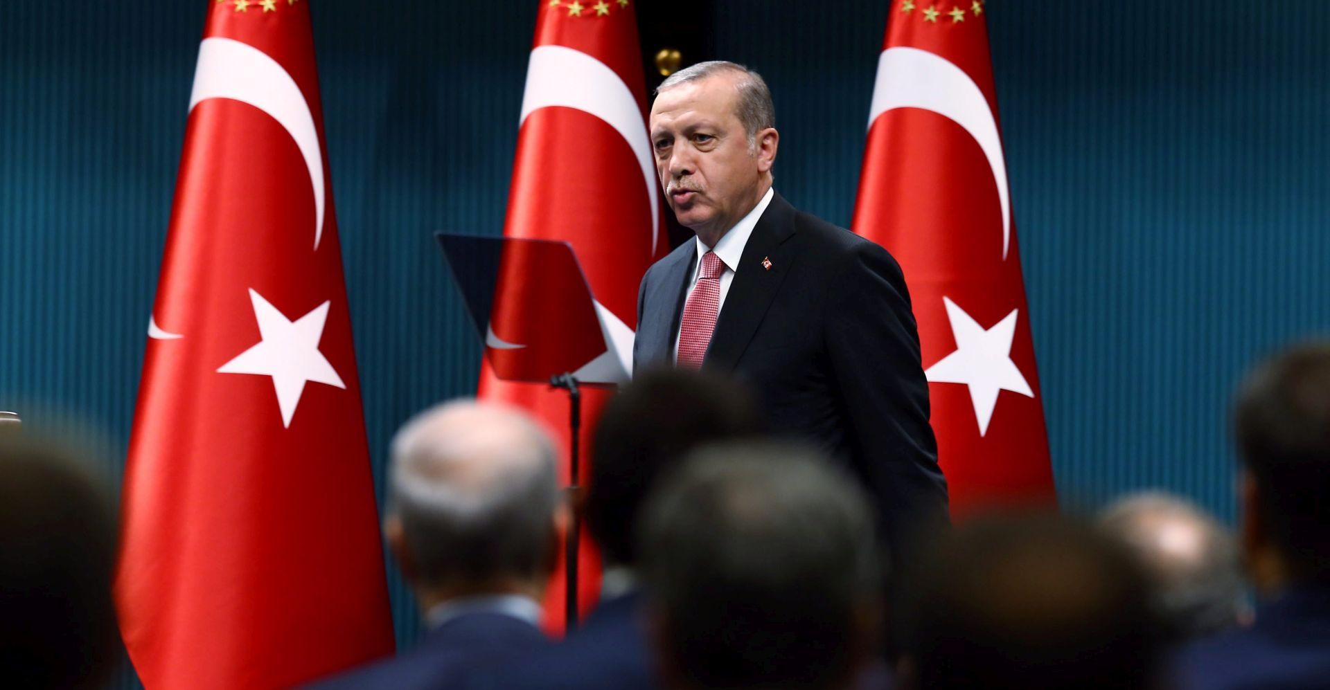 Erdogan: Zapad nije pokazao solidarnost s Ankarom
