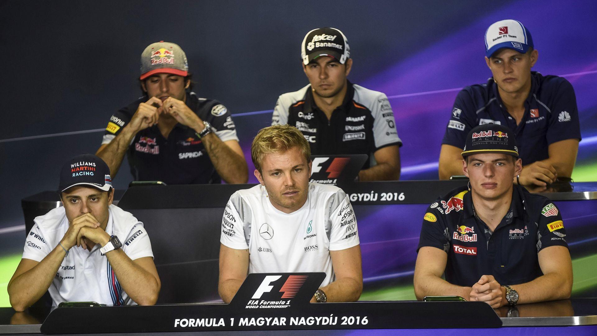 FORMULA 1 Velika nagrada Mađarske: Rosbergu kvalifikacije