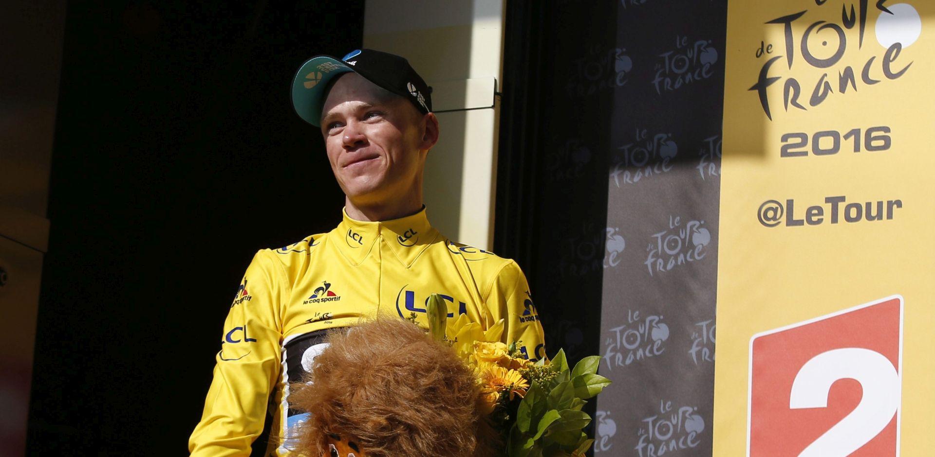 TOUR DE FRANCE Froome etapnom pobjedom učvrstio vodstvo