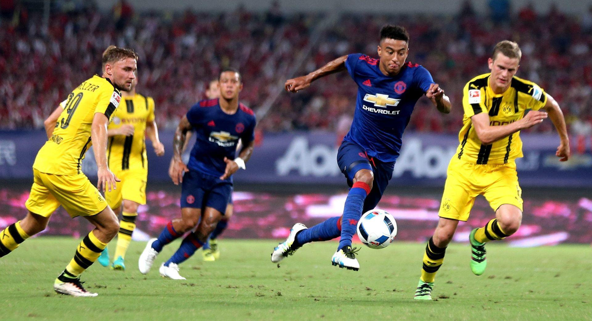 VIDEO: Manchester United doživio visoki poraz od Borussije Dortmund u Šangaju