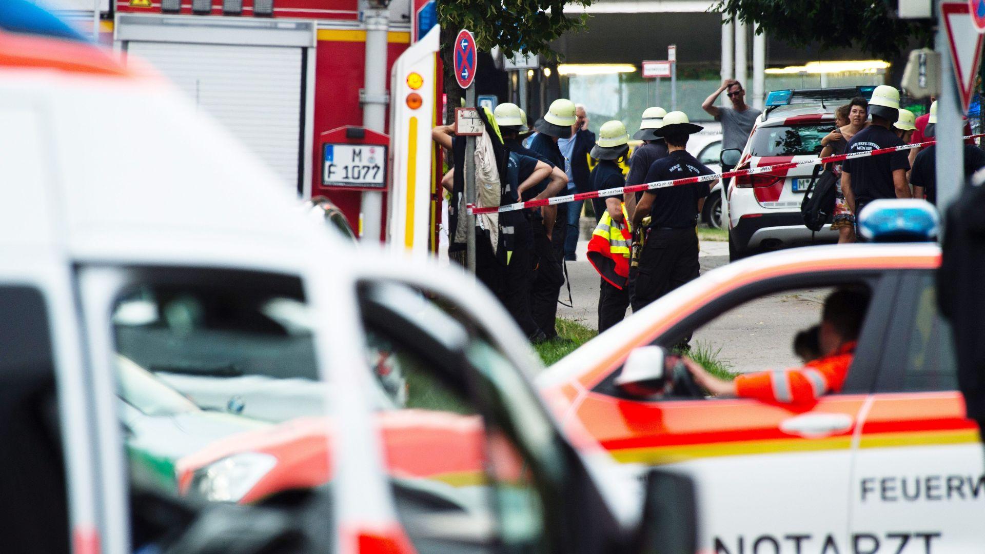 Njemački mediji: Do 15 mrtvih u pucnjavi u trgovačkom centru u Muenchenu