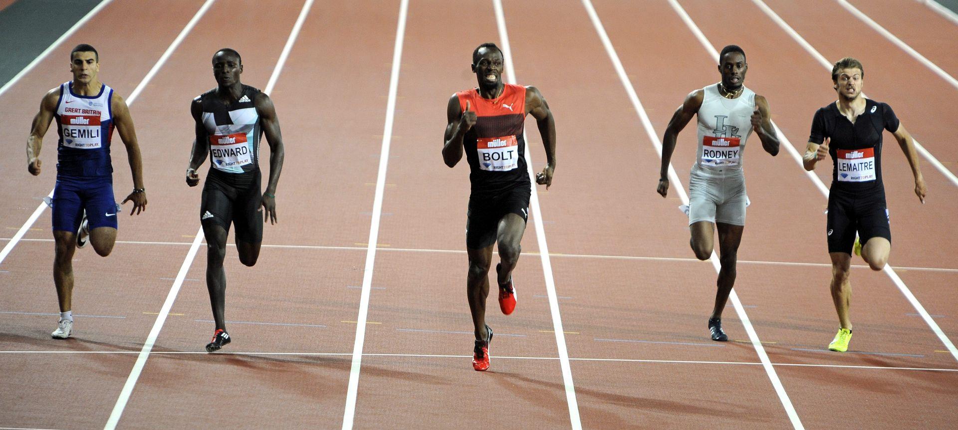 DIJAMANTNA LIGA LONDON Svjetski rekord Harrison, pobjeda Bolta