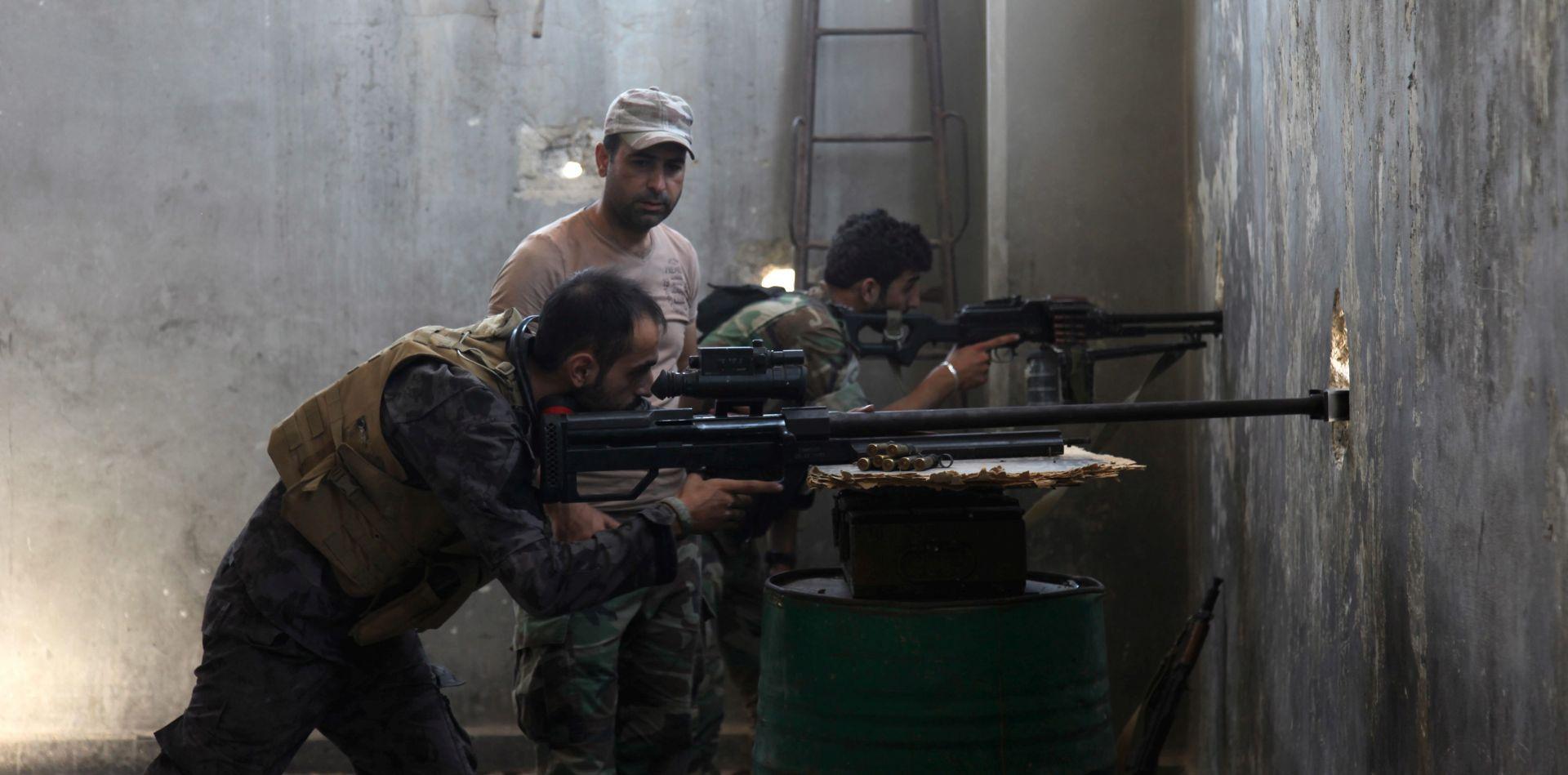 SIRIJA Osveta za granatiranje bolnica – raketiran Damask, poginulo najmanje 8 osoba