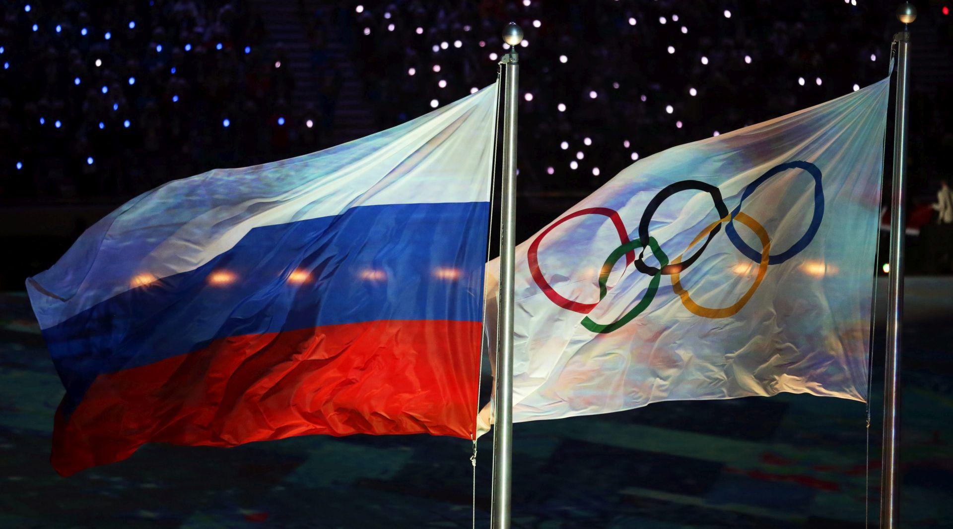 WADA razočarana što Rusija nije izbačena s OI