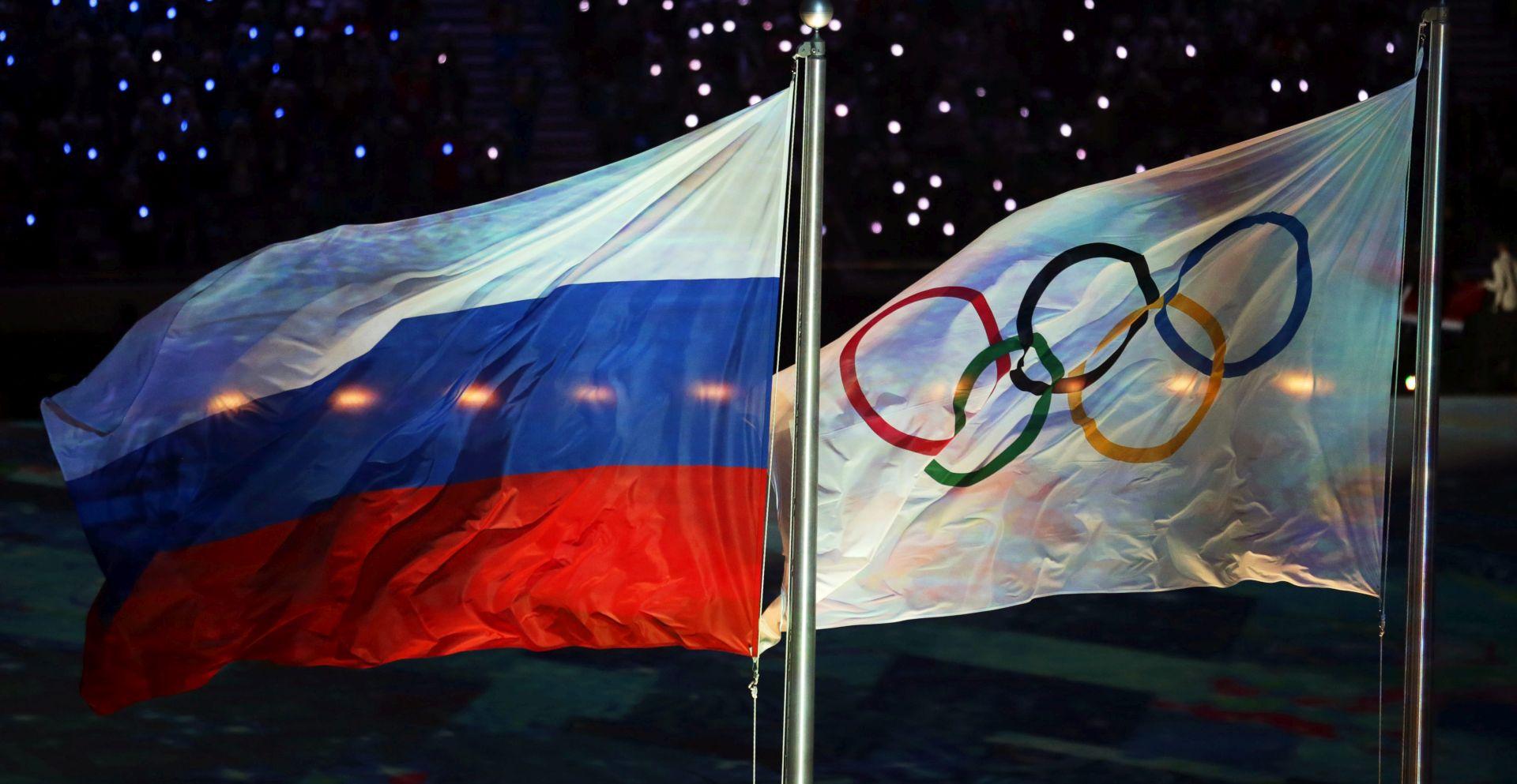 NOVI OBRAT Komisija Olimpijskog odbora donosi konačnu odluku o nastupu ruskih sportaša