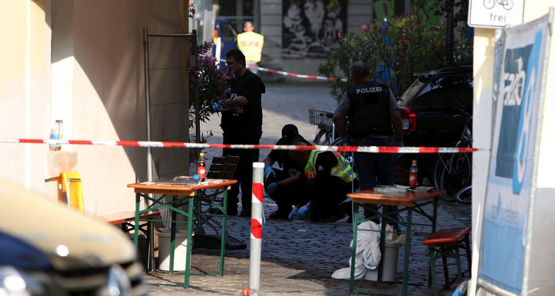 Sirijskom napadaču u Ansbachu prijetila deportacija u Bugarsku
