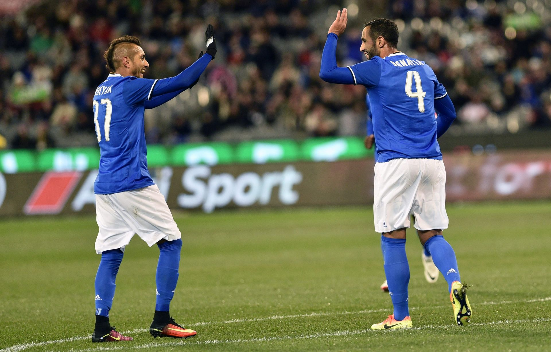 VIDEO: AUSTRALSKA TURNEJA Juventus bolji od Tottenhama, Benatia debitirao pogotkom