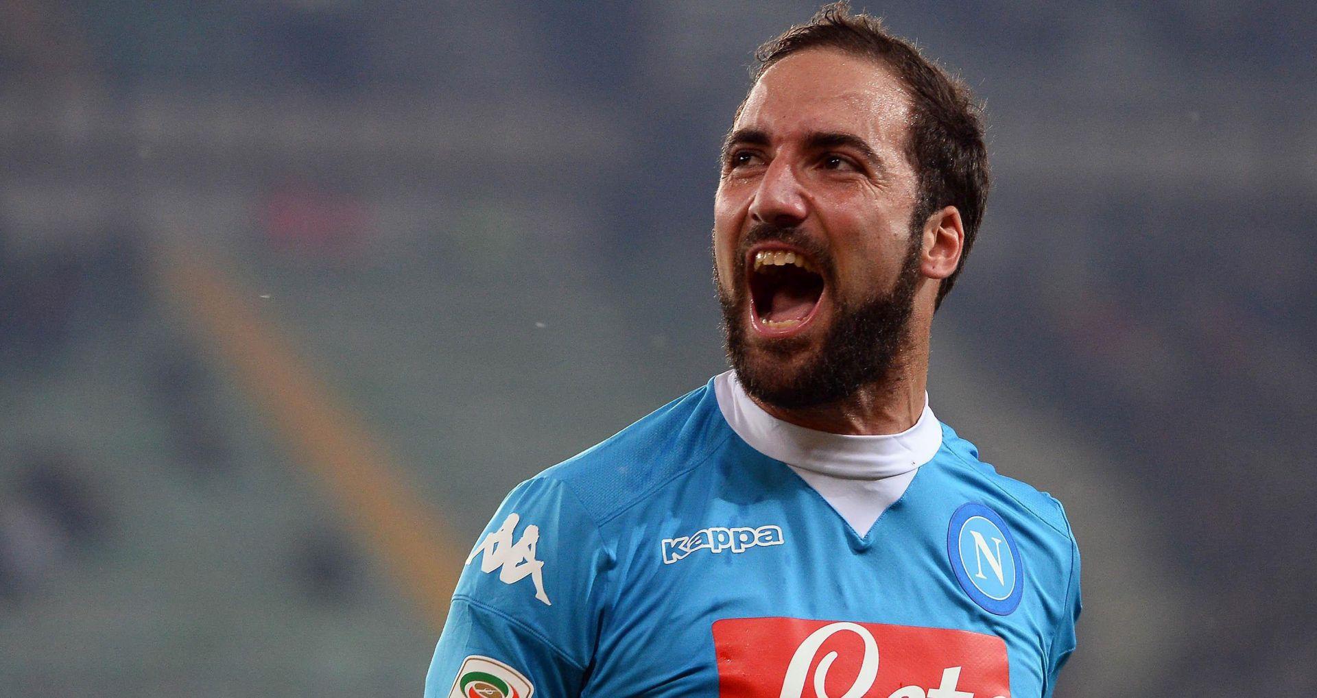 NAJSKUPLJI TALIJANSKI TRANSFER Gonzalo Higuain potpisao za Juventus, Napoliju 90 milijuna eura