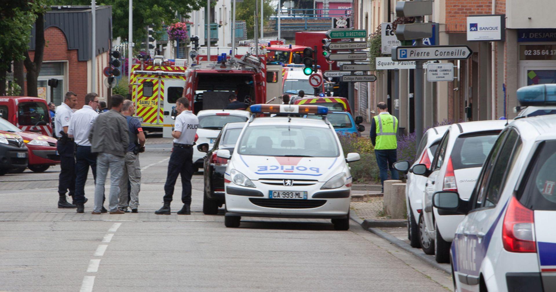 FRANCUSKA Identificiran i drugi napadač iz crkve kod Rouena