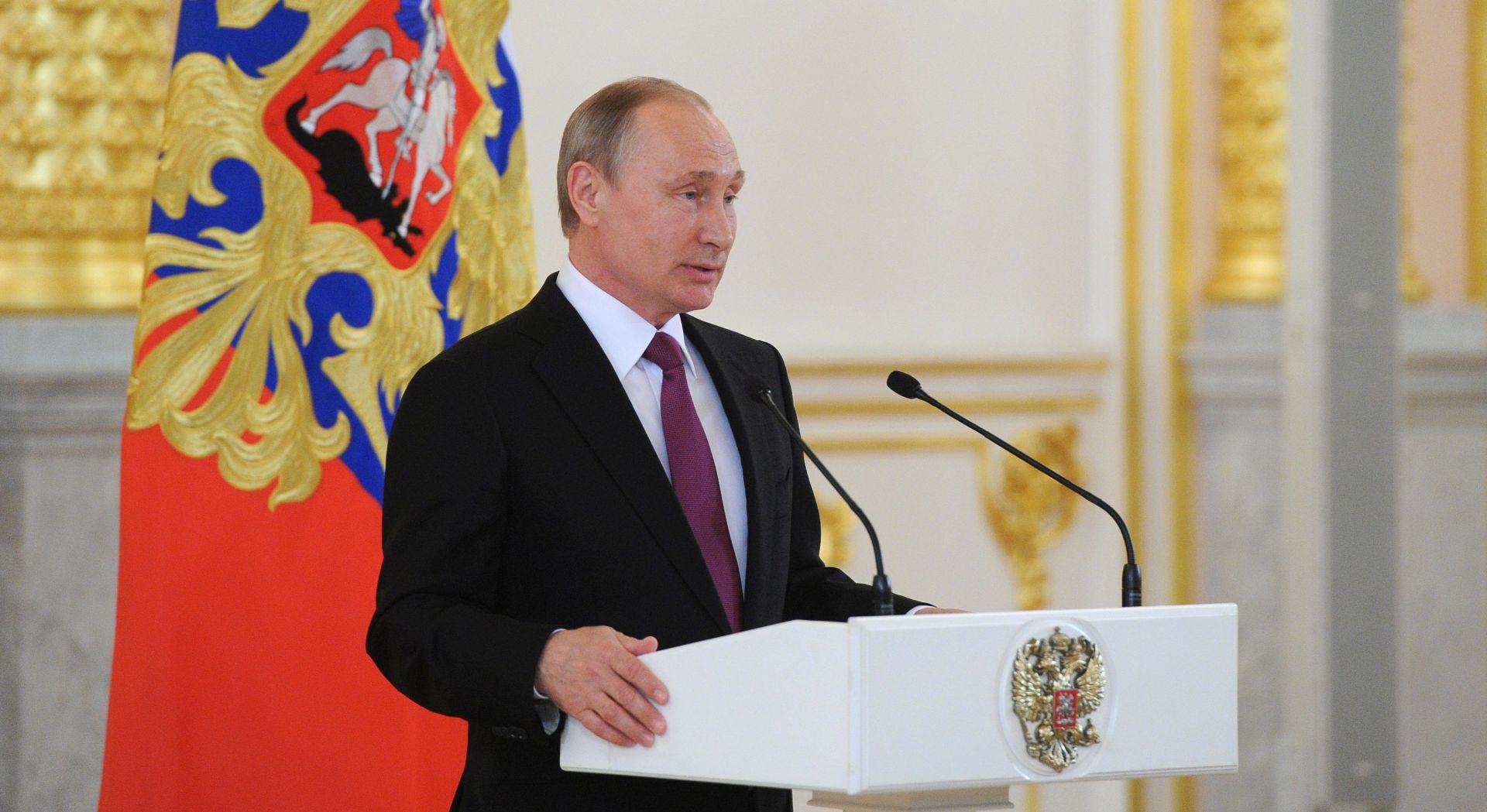 Putin: Bez ruskih sportaša, odličja drugih će manje vrijediti