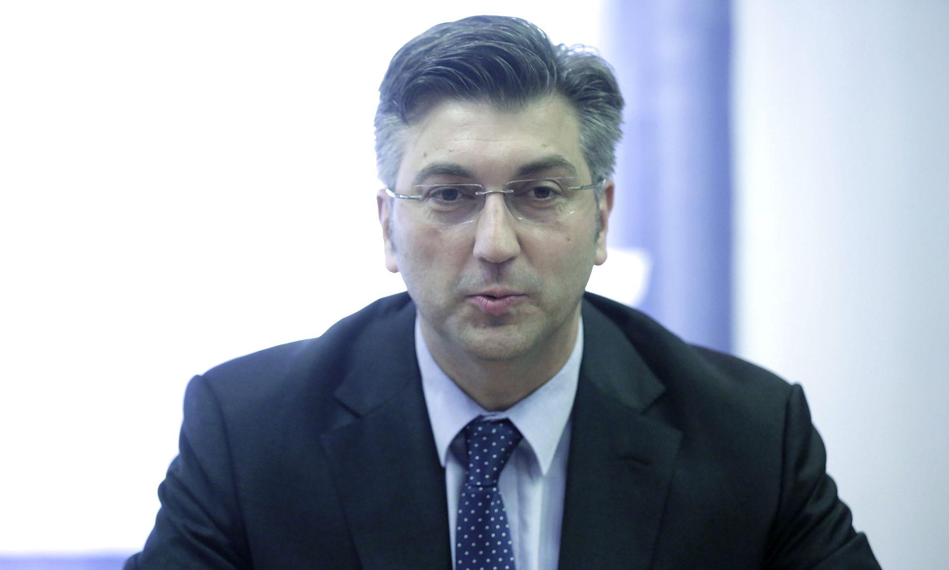 Plenković otkrio kako će HDZ rušiti poreze ako dođe na vlast