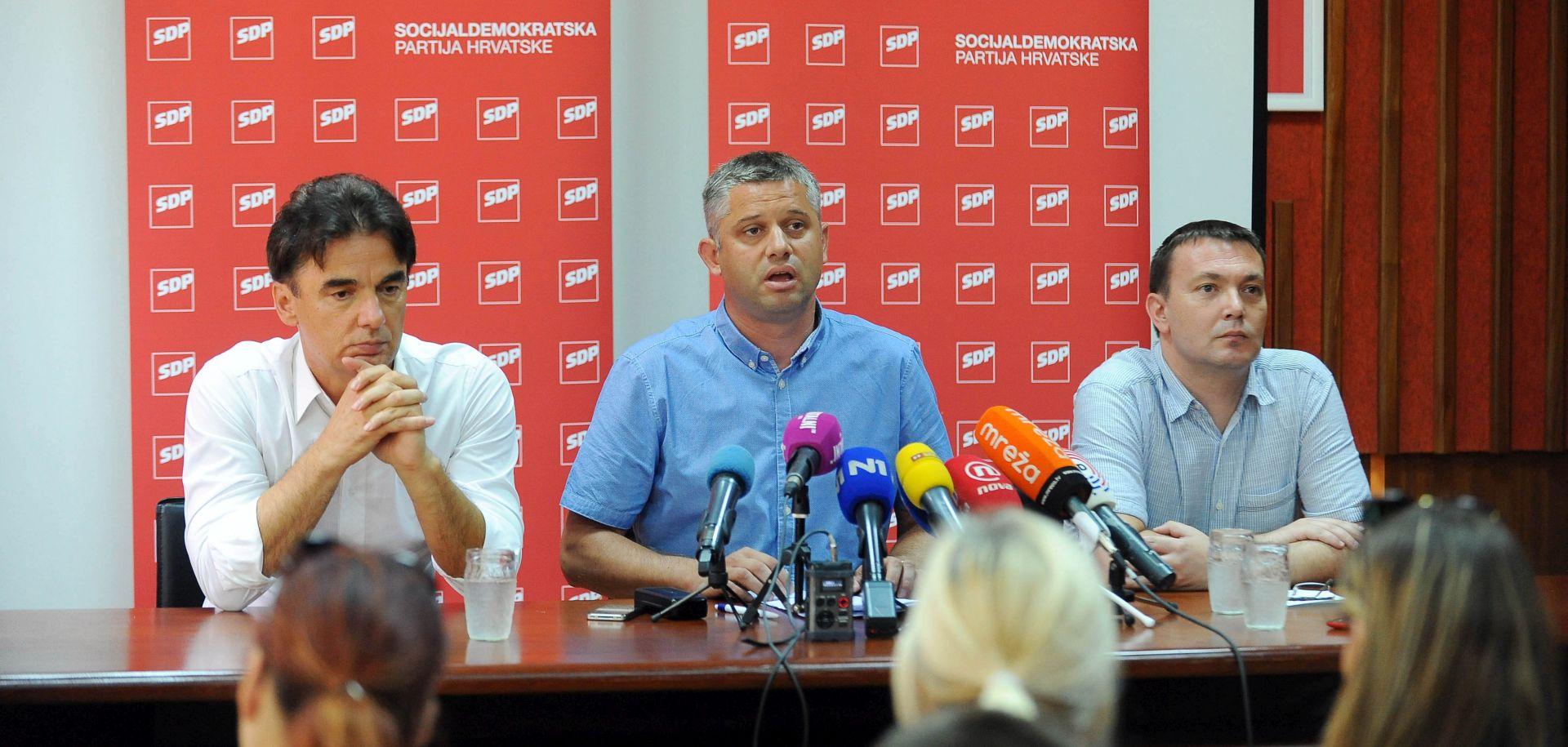 SDP pozvao birače da ne eksperimentiraju već izaberu Narodnu koaliciju