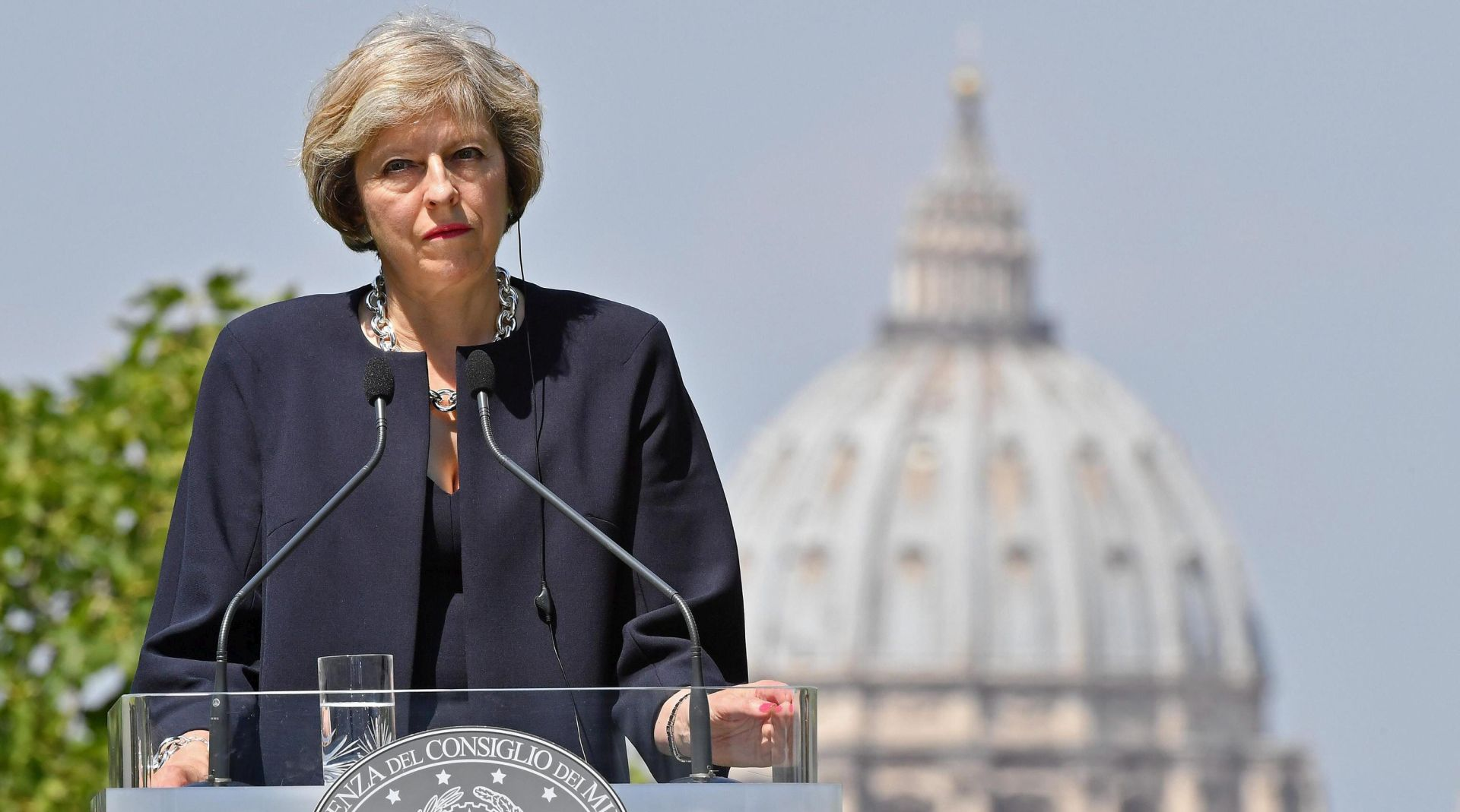 May: Model za idealan Brexit možda ne postoji