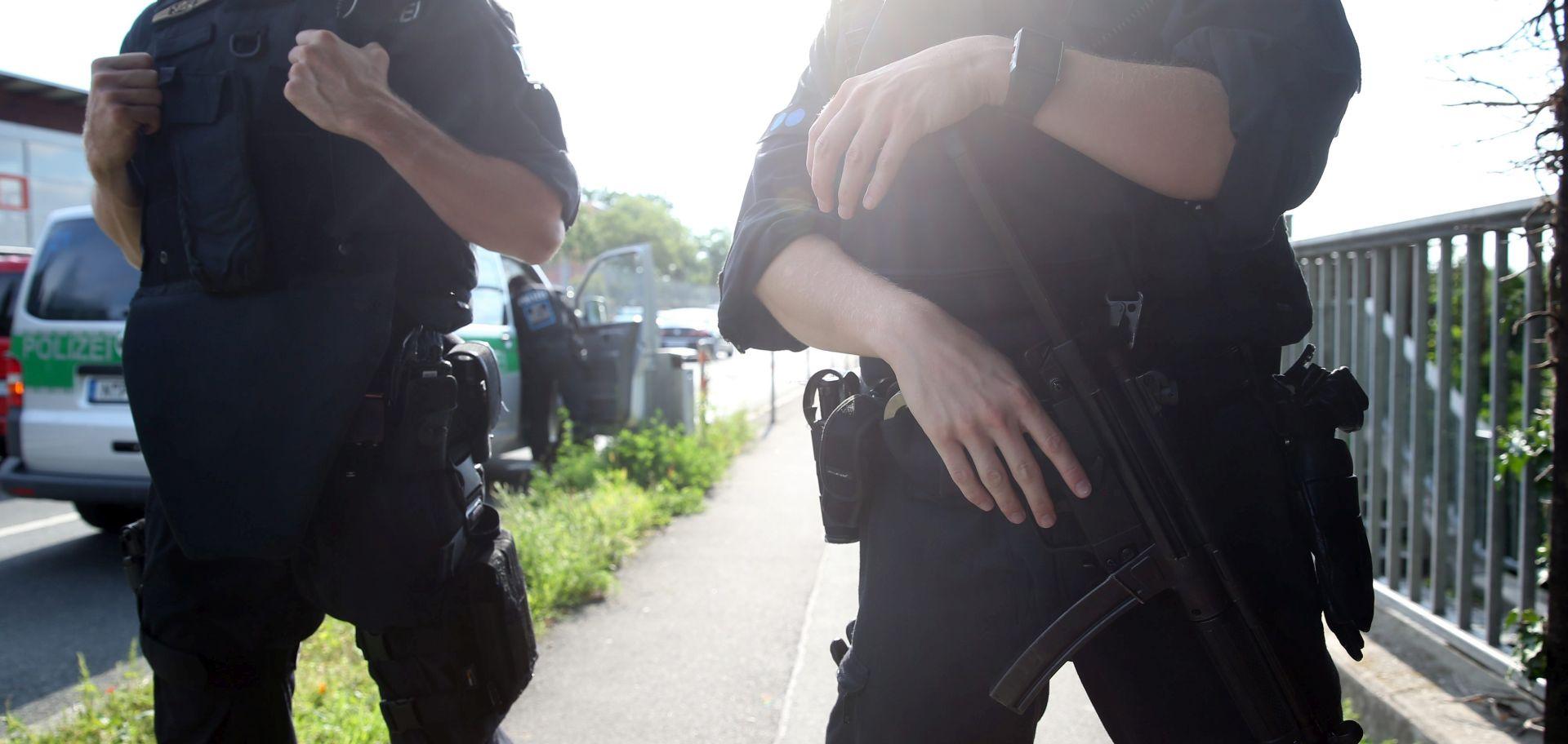Njemački tinejdžer uhićen pod sumnjom da je planirao napad u školi