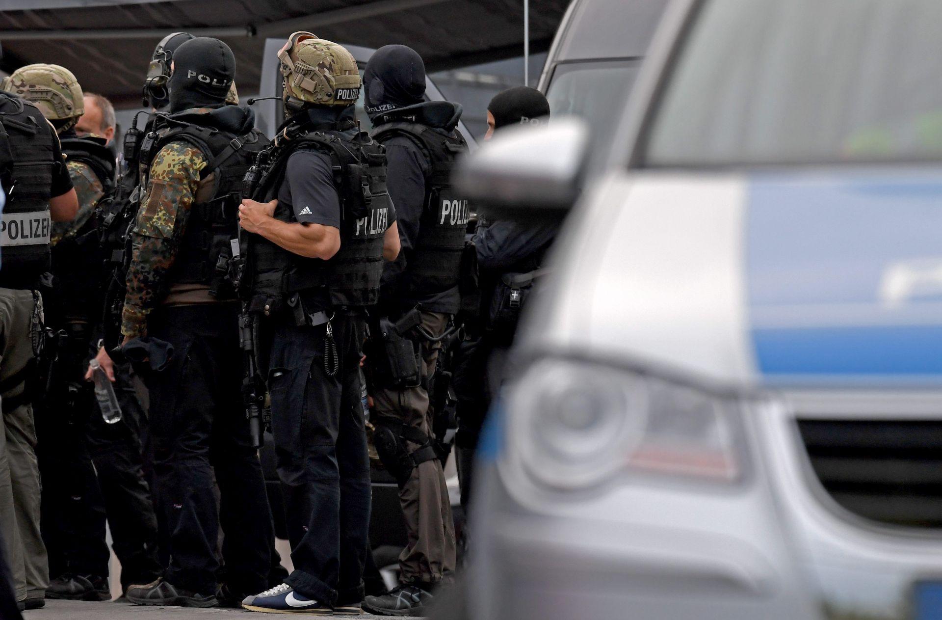Njemačka policija uhitila alžirskog izbjeglicu, odbjeglog iz bolnice