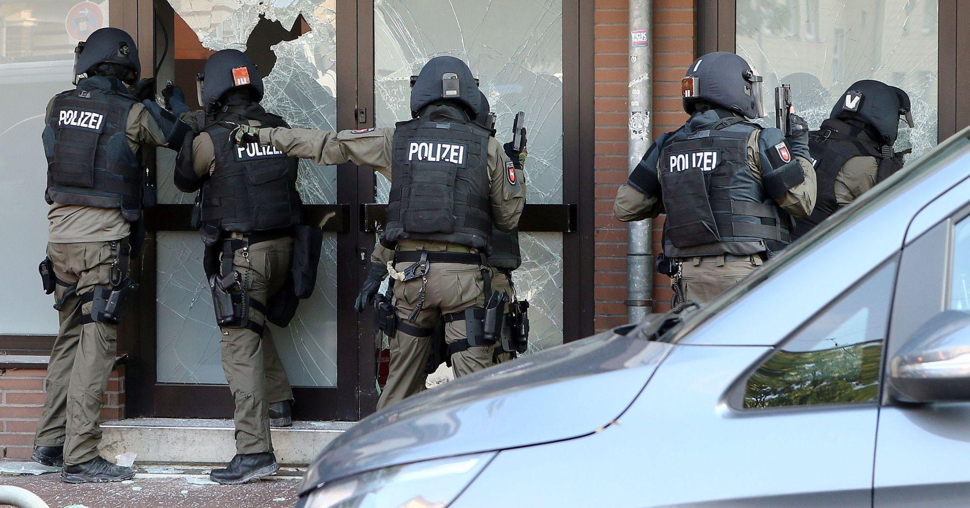 Njemačka policija izvršila pretres džamije i stanova u akciji protiv salafista