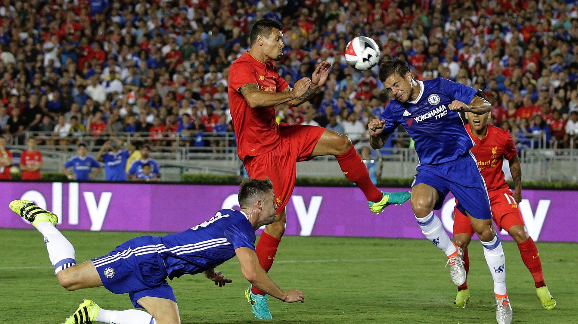 VIDEO: FABREGAS POCRVENIO U PRIJATELJSKOM SUSRETU Chelsea pobijedio Liverpool