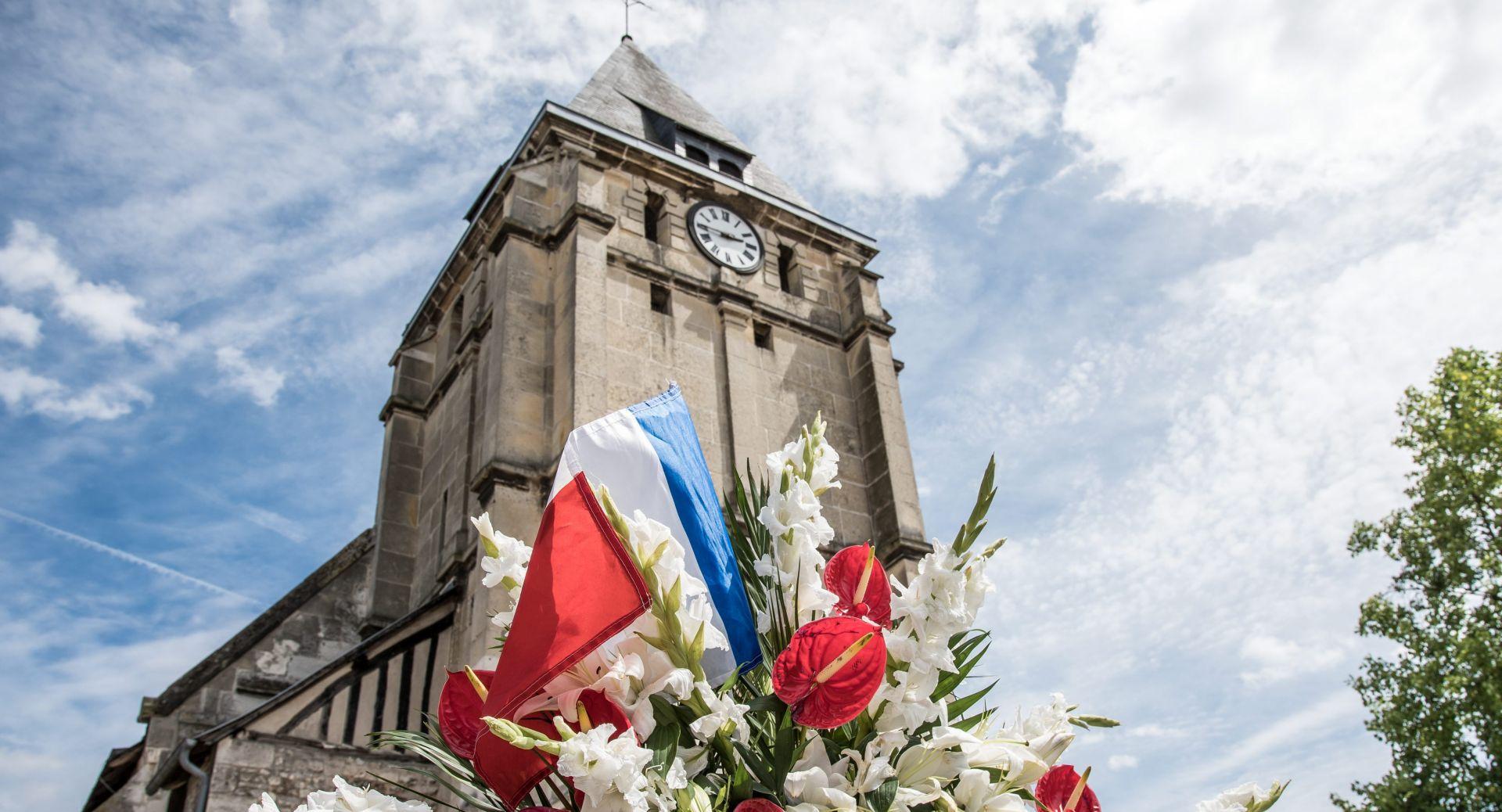 FRANCUSKI MEDIJI Prijatelj ubojice svećenika samo nekoliko dana prije napada uhićen u Ženevi