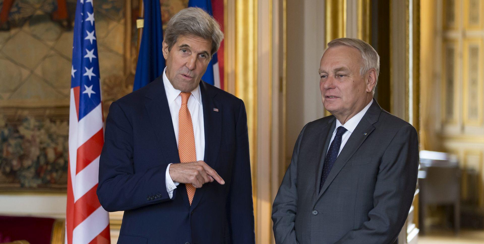 Palestinci žele vremenski plan mirovnih pregovora na Bliskom istoku
