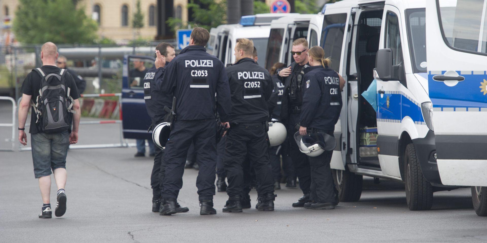 Napeto u Njemačkoj uoči skupa pristaša Erdogana