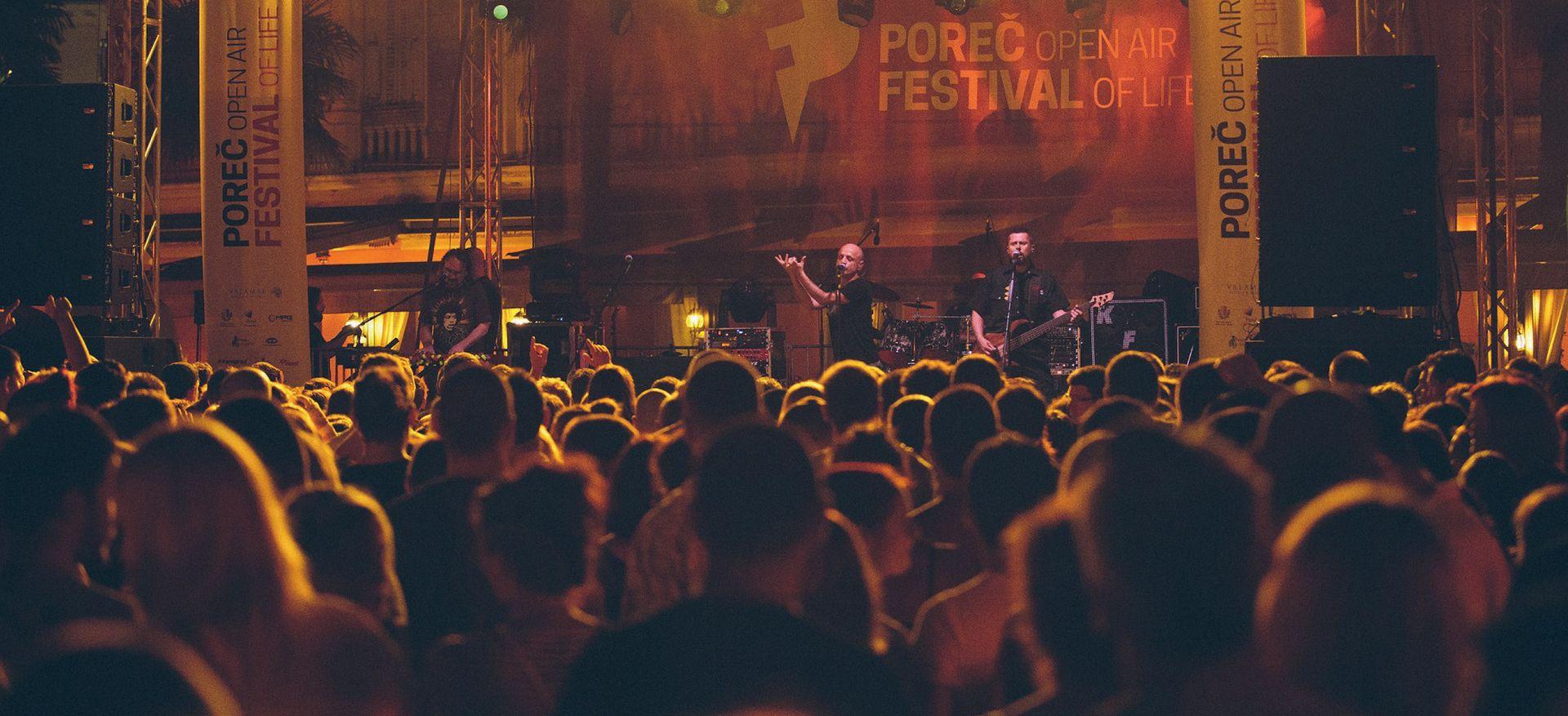 Više od 10 milijuna kuna uloženo u Poreč Open Air, prvi festival koji traje cijelo ljeto