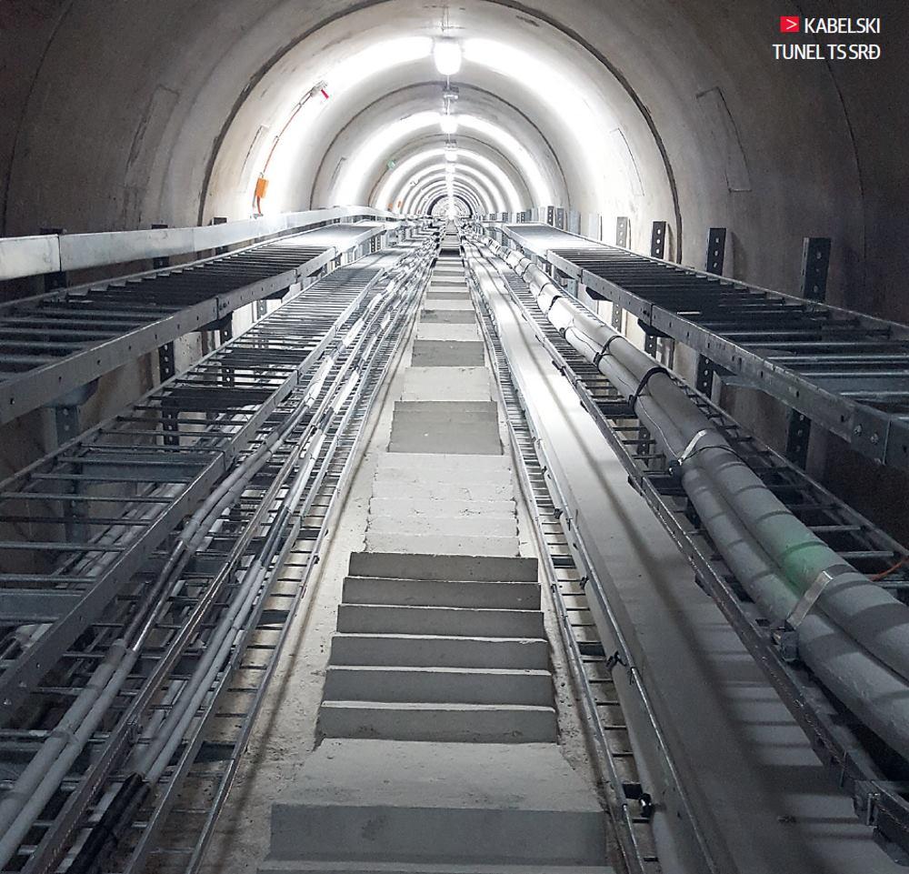 Kabelski tunel TS Srđ