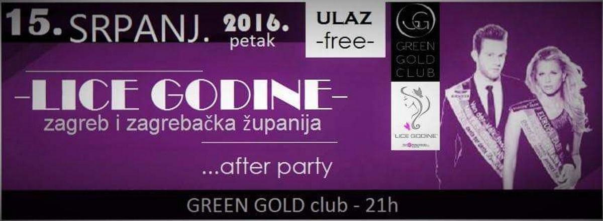 Izbor za najljepše lice Zagreba u petak 15. srpnja u Green Gold Clubu