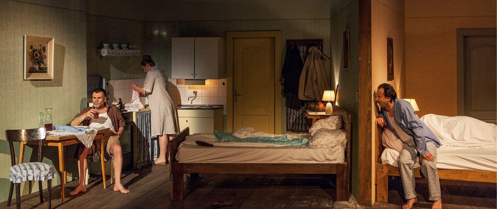 Kazališni prikaz pravog žestokog dalmatinskog života