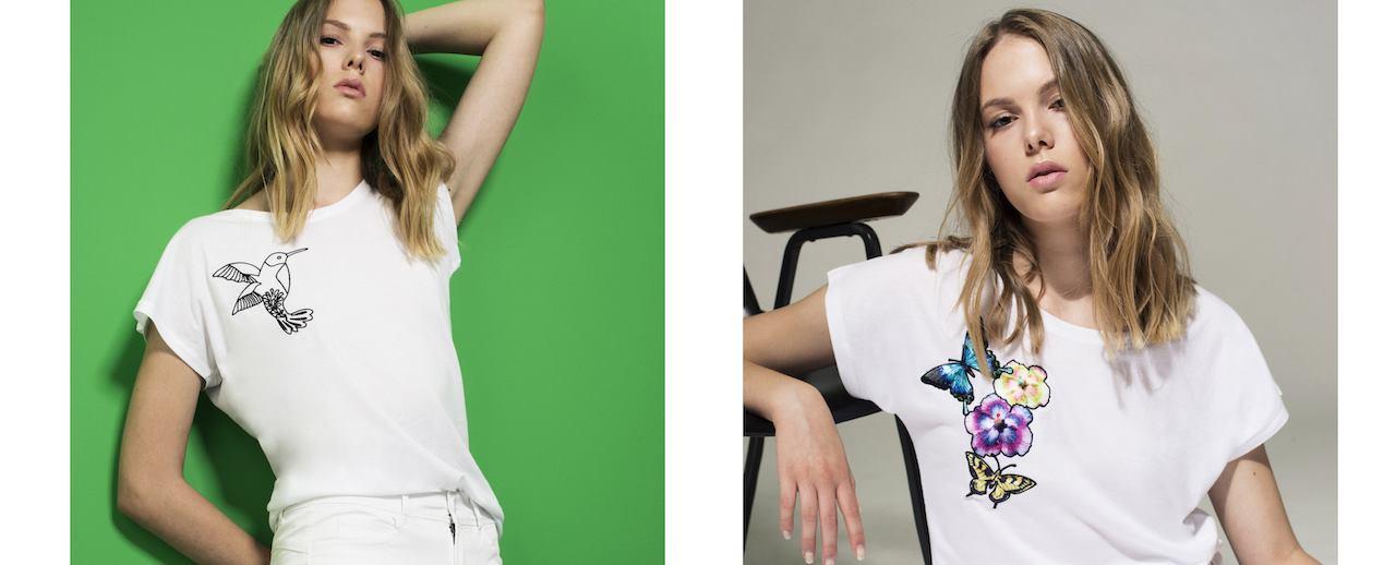 FOTO: Natalija Žarković predstavlja limitranu kolekciju majica