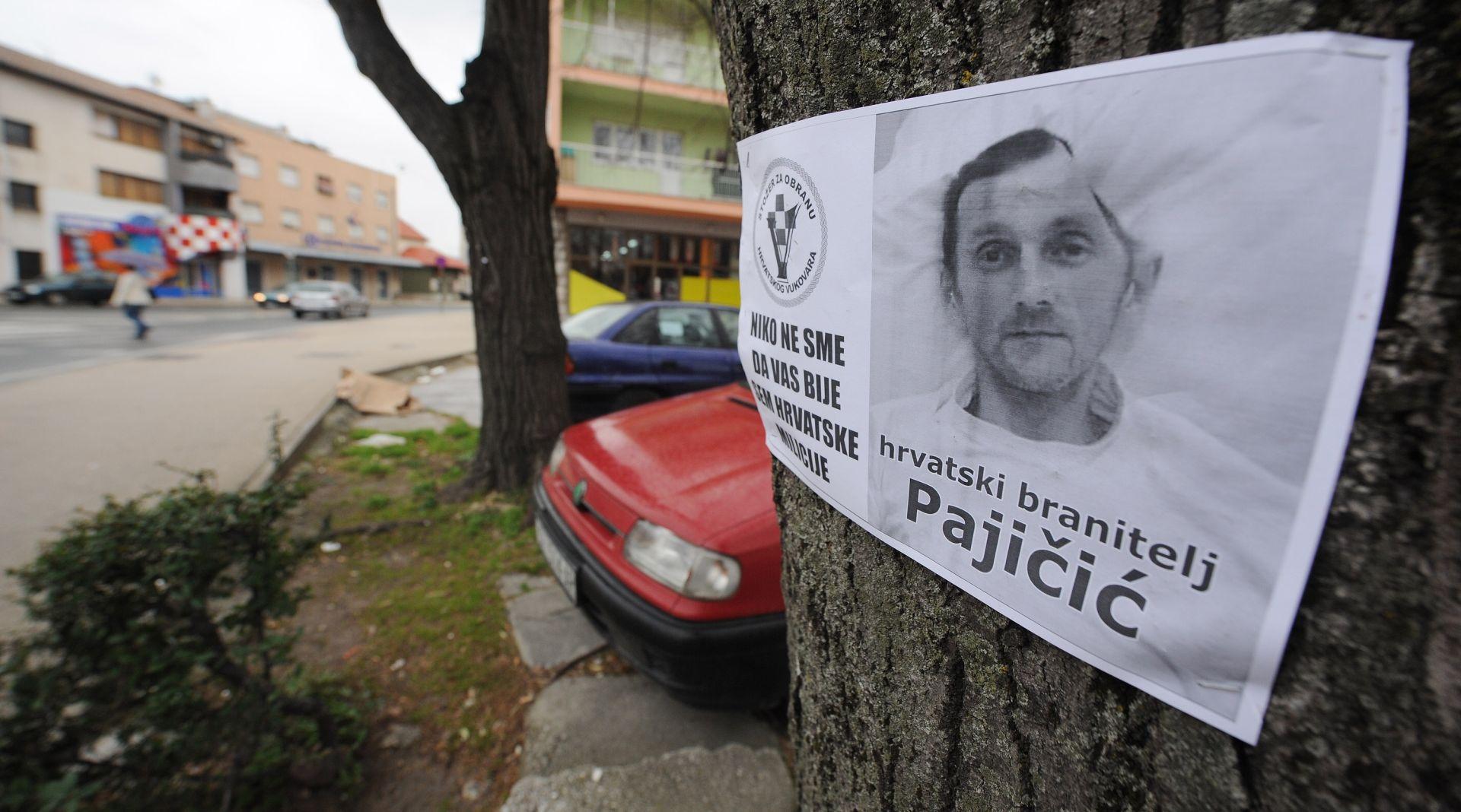 MUP ponovno zaključio da Pajčić nije žrtva prekomjerne sile, Josić ostaje pri svome