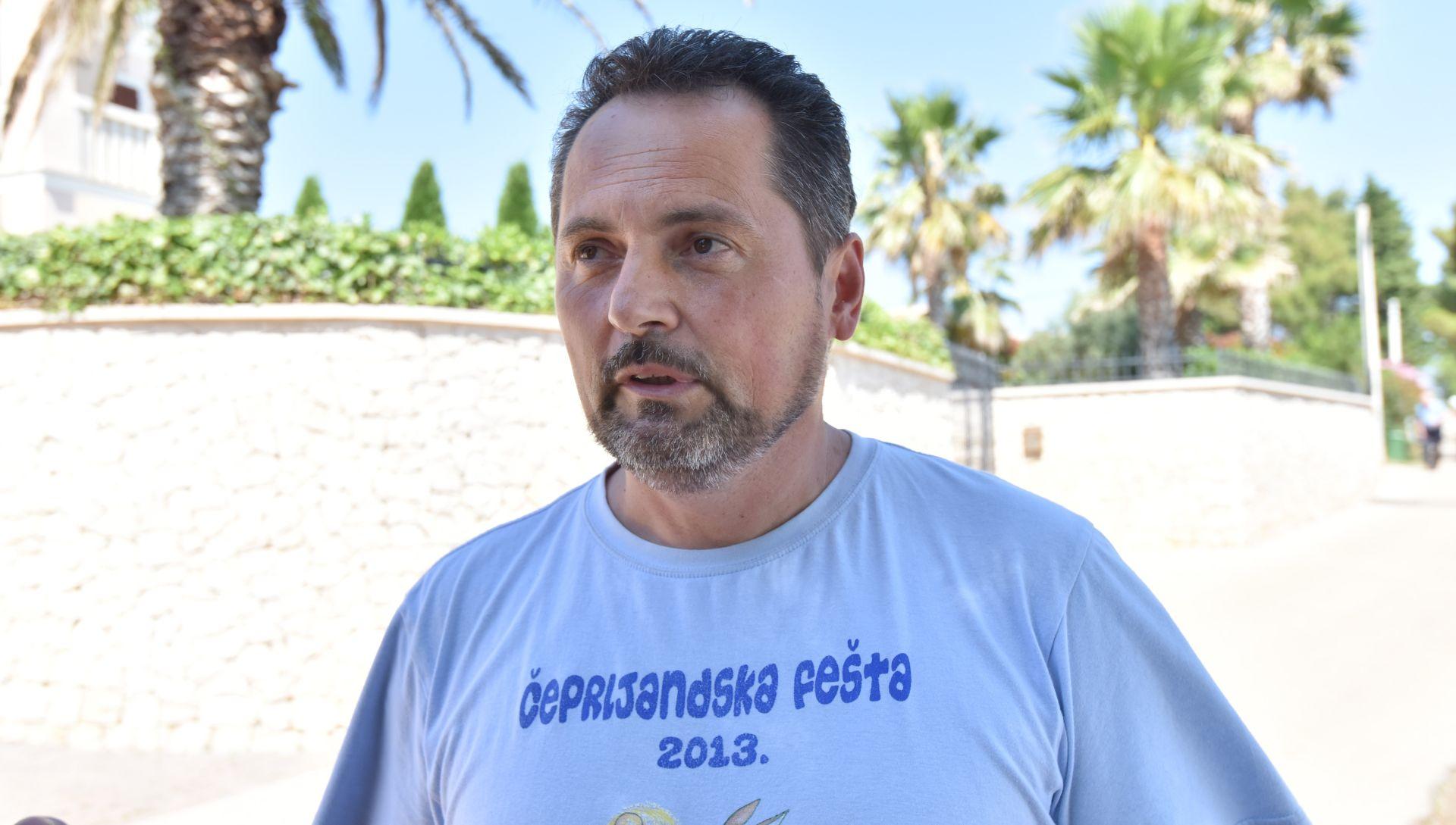 NAČELNIK OPĆINE PREKO Nadamo se da će pronaći krivac za suludi napad na Rakitića