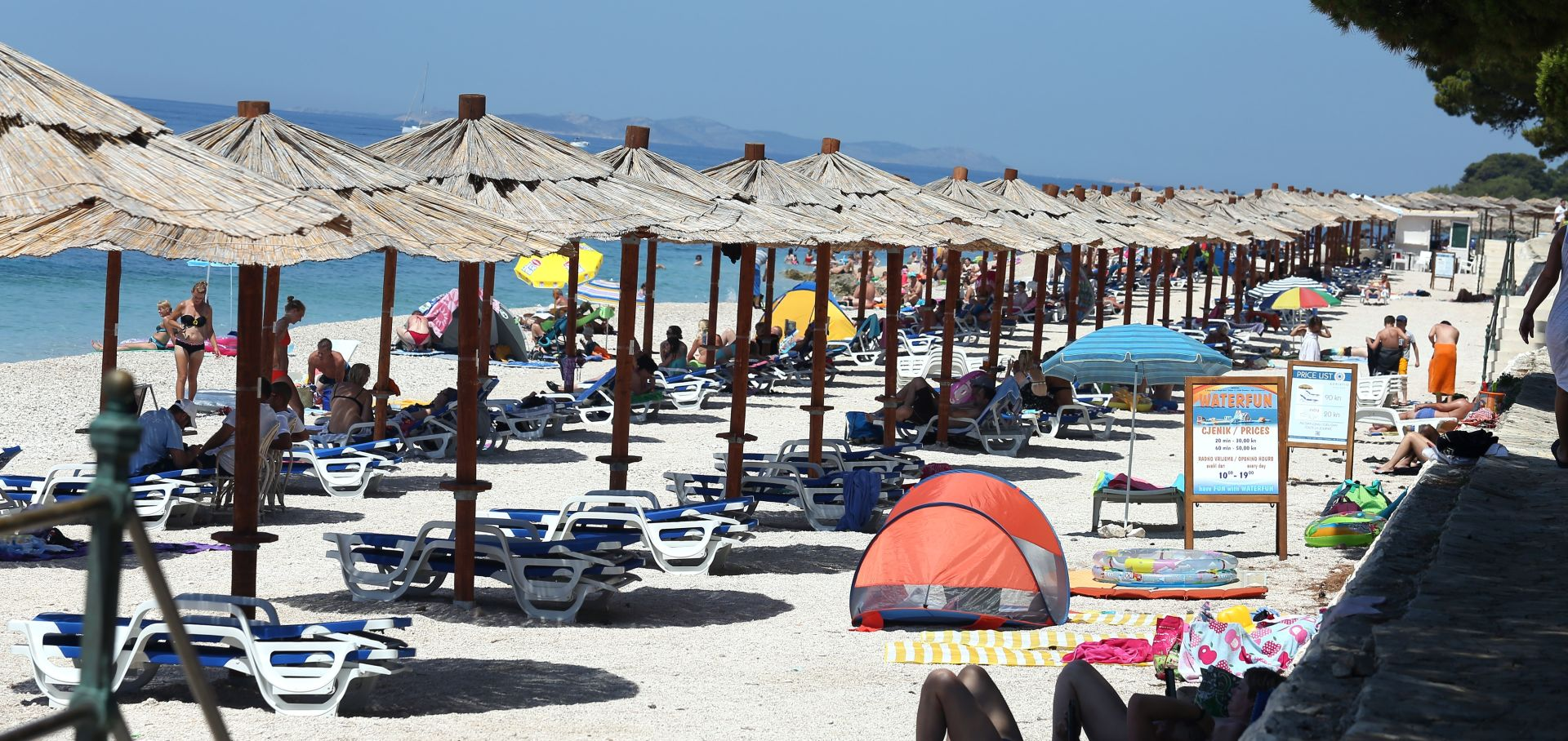 ISTARSKA POLICIJA SAVJETUJE Evo kako spriječiti krađe s plaže