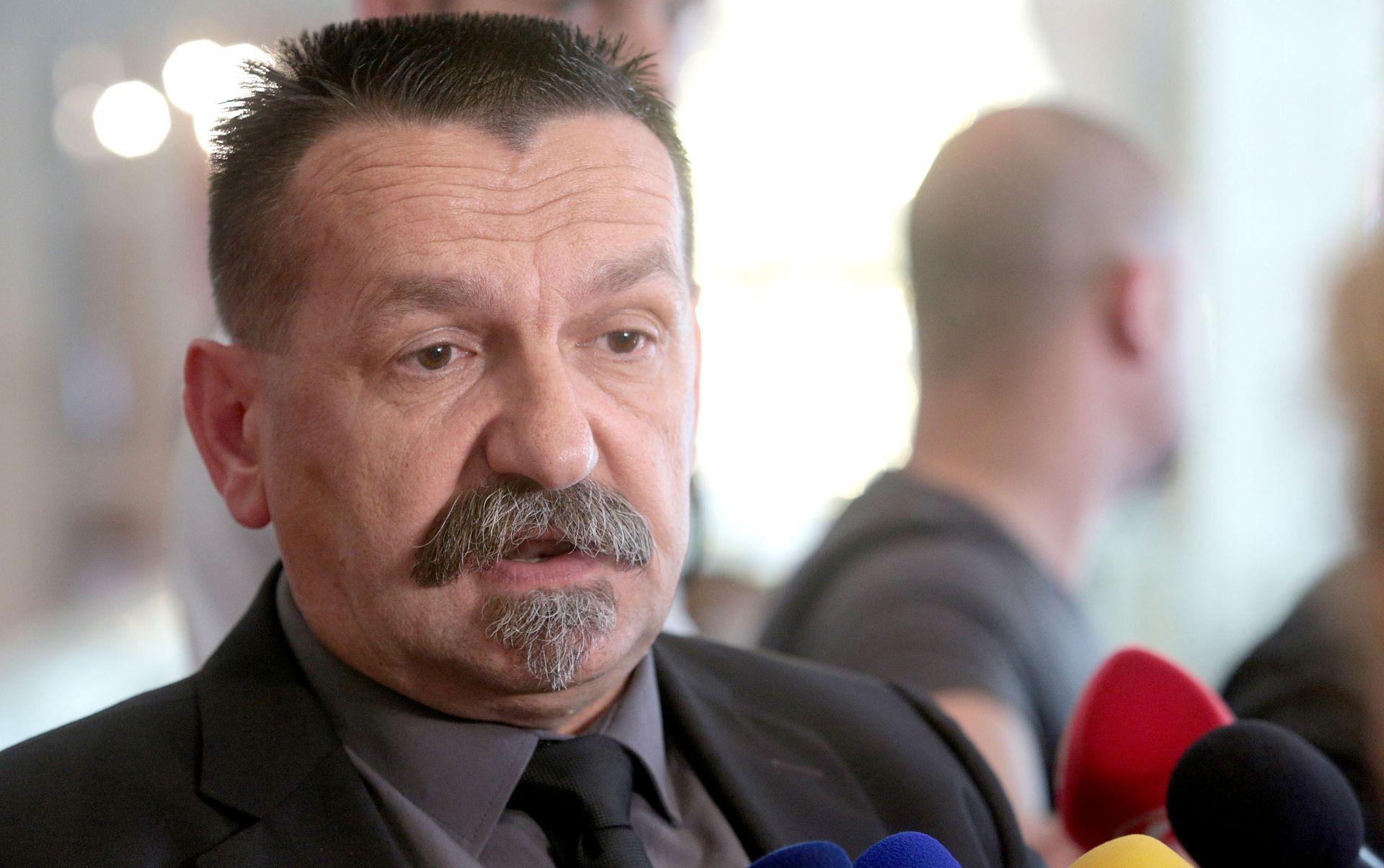 """PERO ĆORIĆ """"Ostajemo u Domoljubnoj koaliciji, sa HDZ-om ili bez njega"""""""