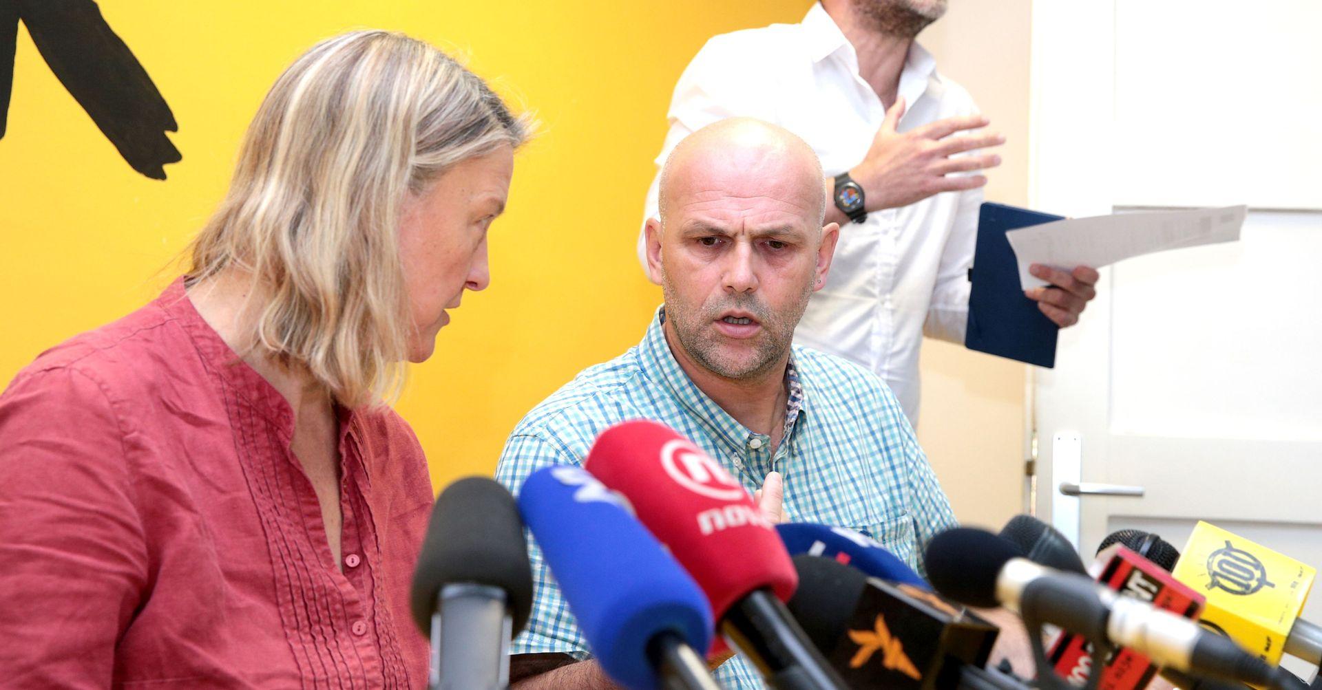 HND: Neprimjereno spominjanje supruge i djece ministra Hasanbegovića