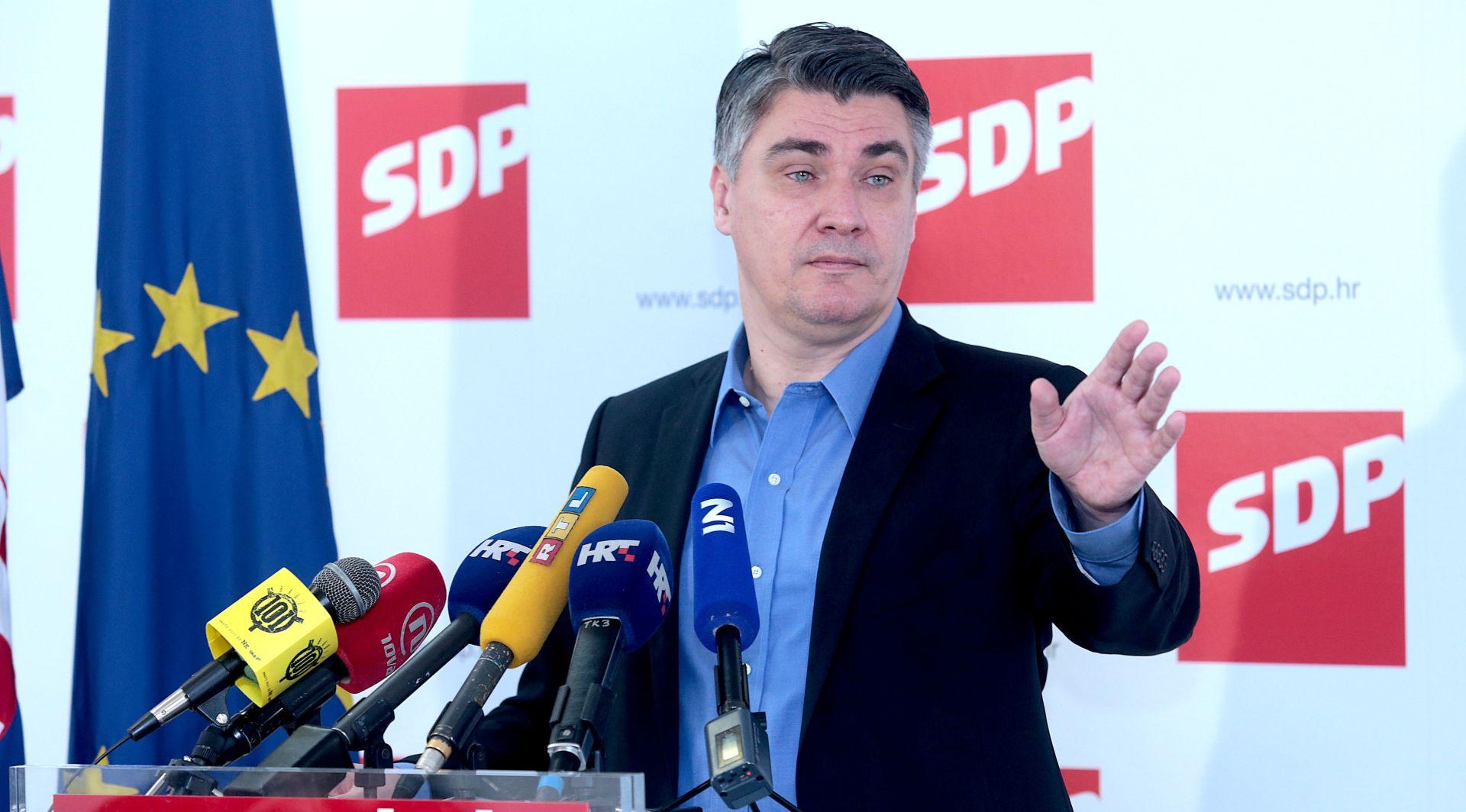 """MILANOVIĆ POZDRAVIO ODLUKU HSS-A """"Ovo je dobar izbor za Hrvatsku"""""""