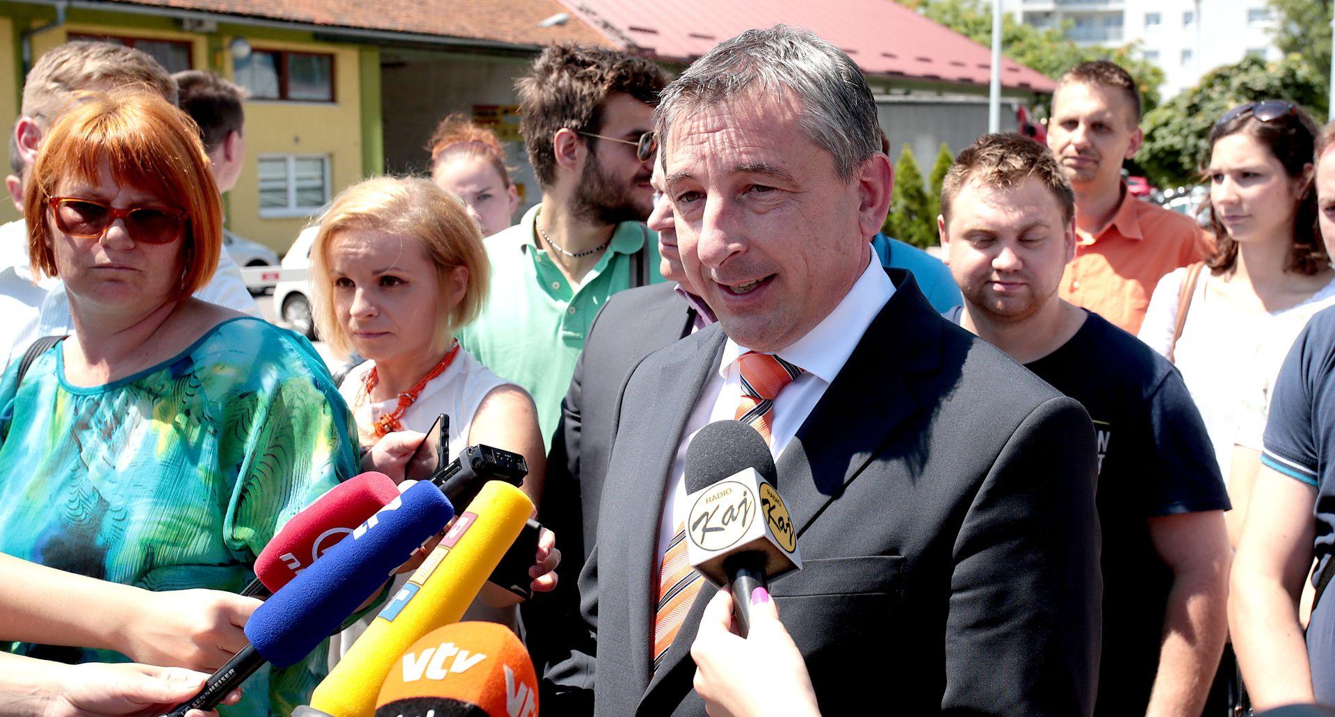 Štromar zaprijetio da će HNS izaći iz koalicije zbog ponašanja SDP-a oko sastavljanja lista