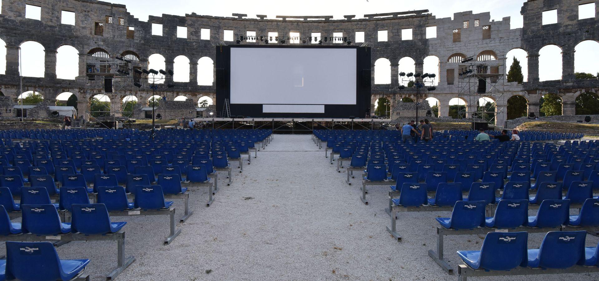 Brojne projekcije, okrugli stolovi, izložbe i drugi programi na 63. Pulskom Filmskom Festivalu