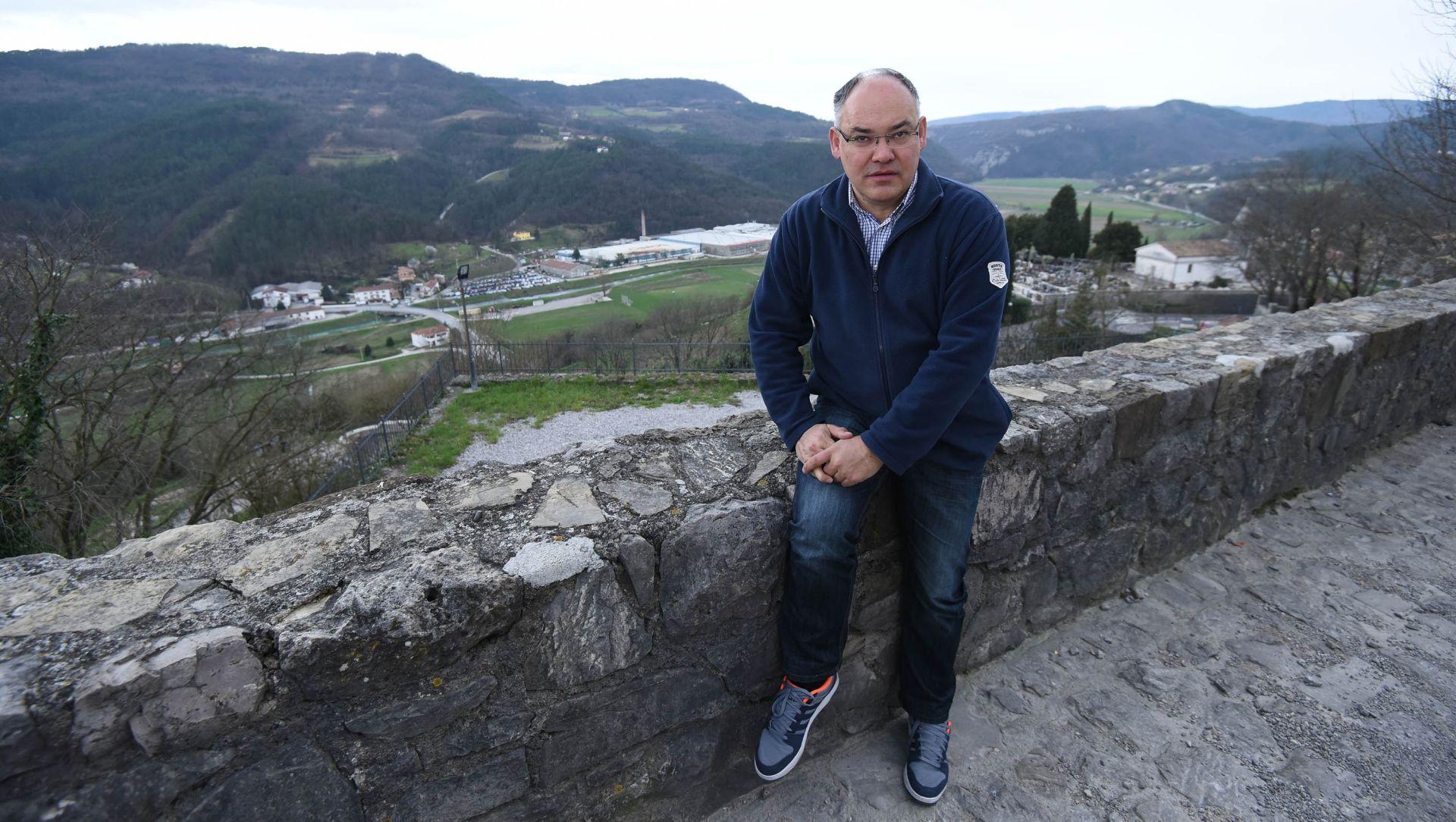 Damir Kajin više nije predsjednik Istarskih demokrata