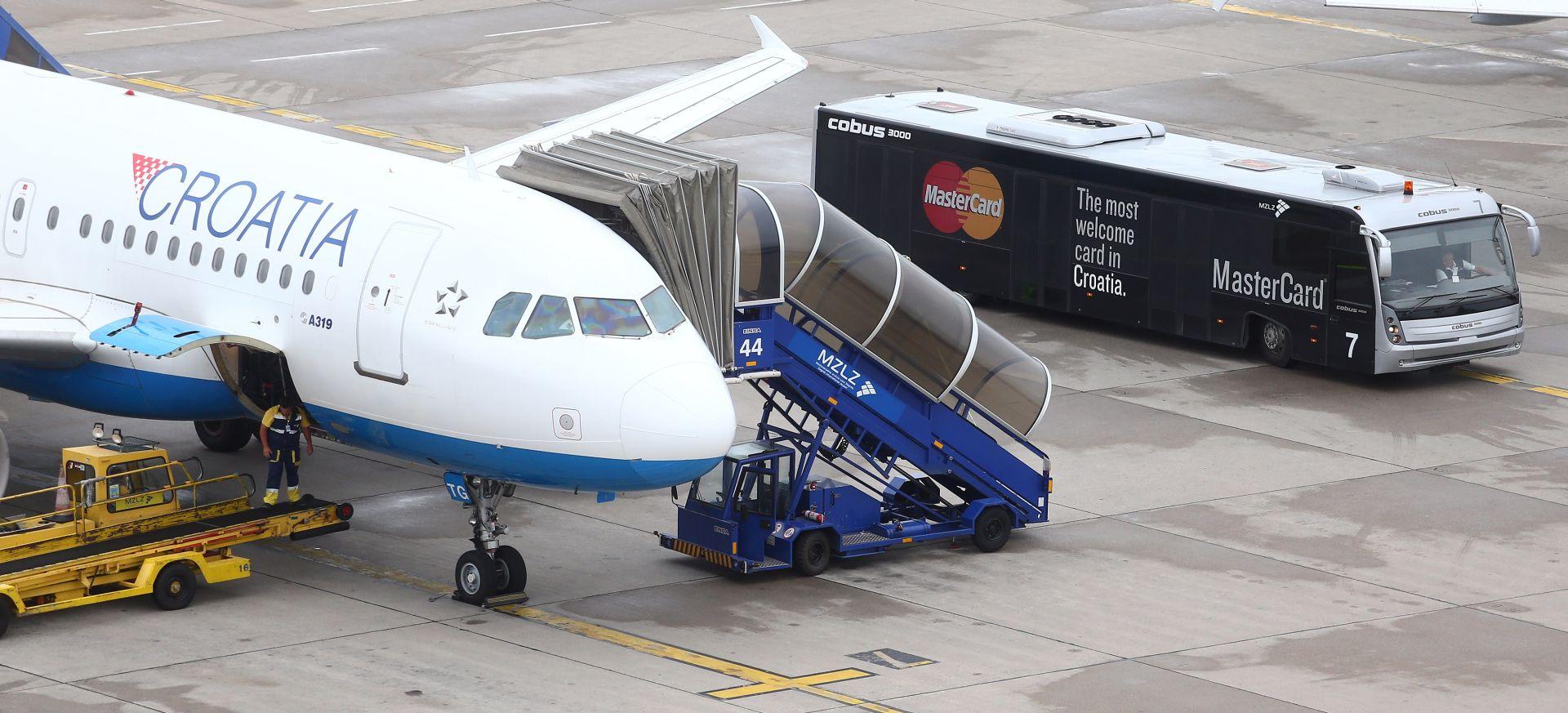 Milijunti putnik Croatia Airlinesa ove godine najranije u povijesti tvrtke