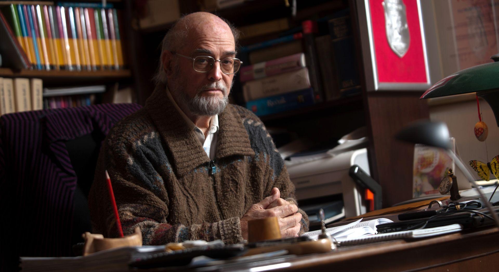 U Zagrebu preminuo istaknuti pisac i akademik Slobodan Novak (92)