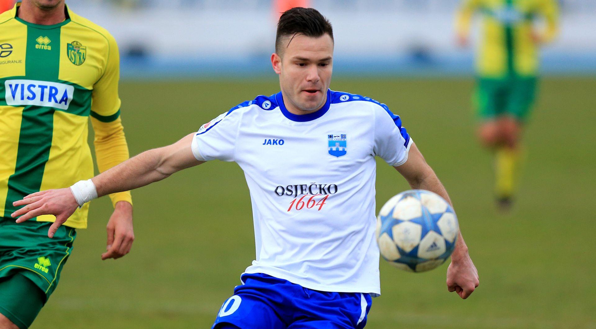HNL Osijek sezonu otvorio pobjedom na Aldo Drosini