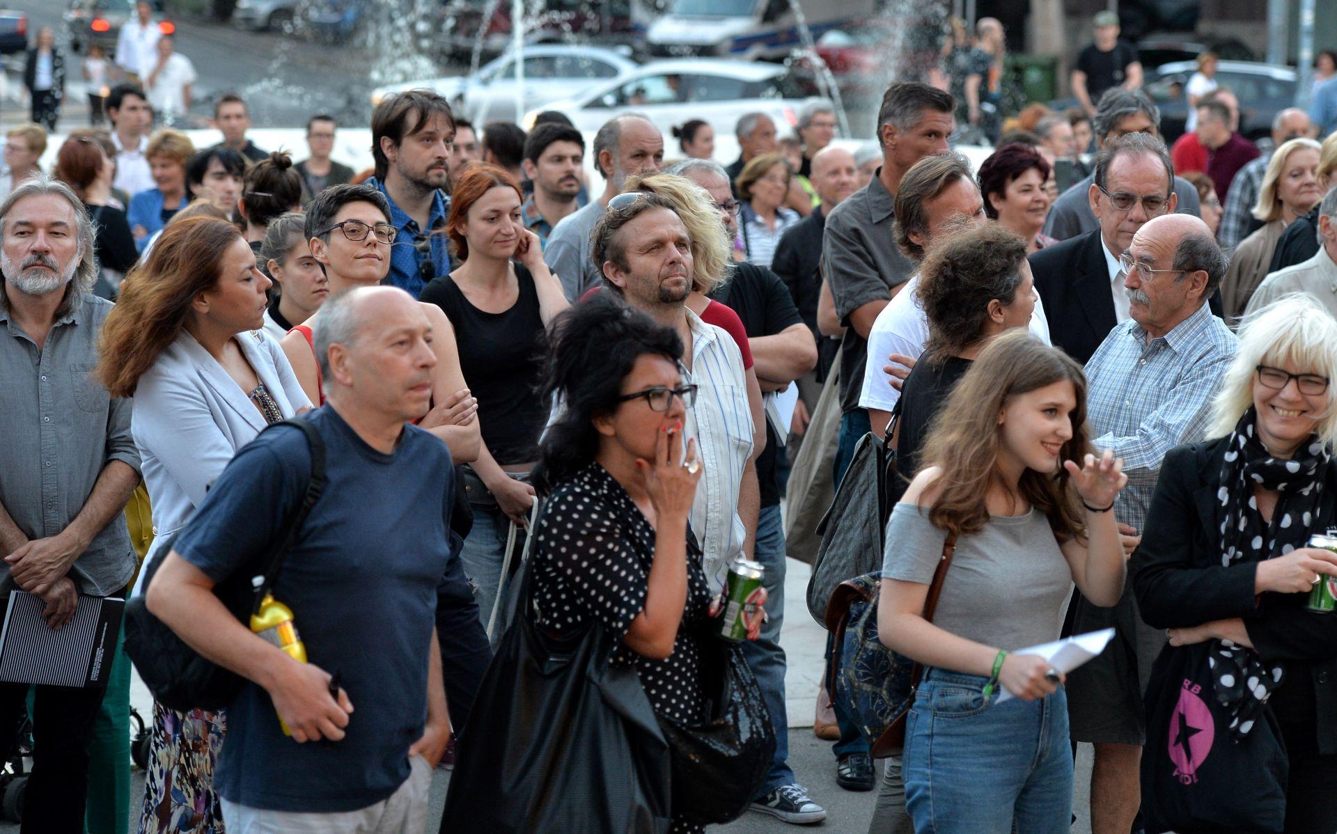 Prosvjedna javna radio-emisija protiv smjena na trećim programima HRT-a