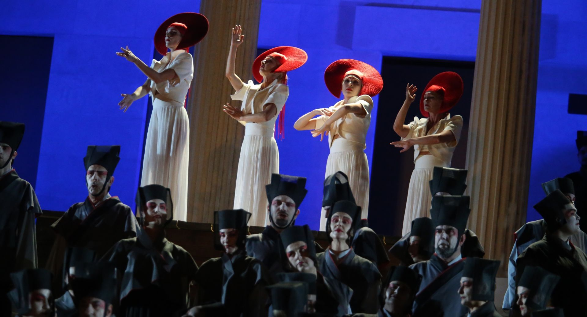 Operom 'Turandot' otvoreno 62. Splitsko ljeto