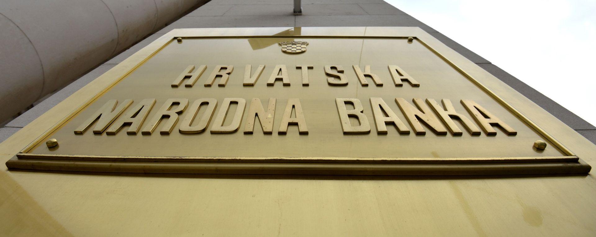 HNB će do Visokog trgovačkog suda zatražiti da preispita odluku povjerenice za informiranje