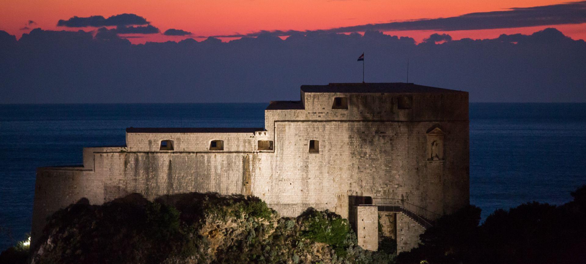 Rekordan broj posjetitelja na dubrovačkim zidinama