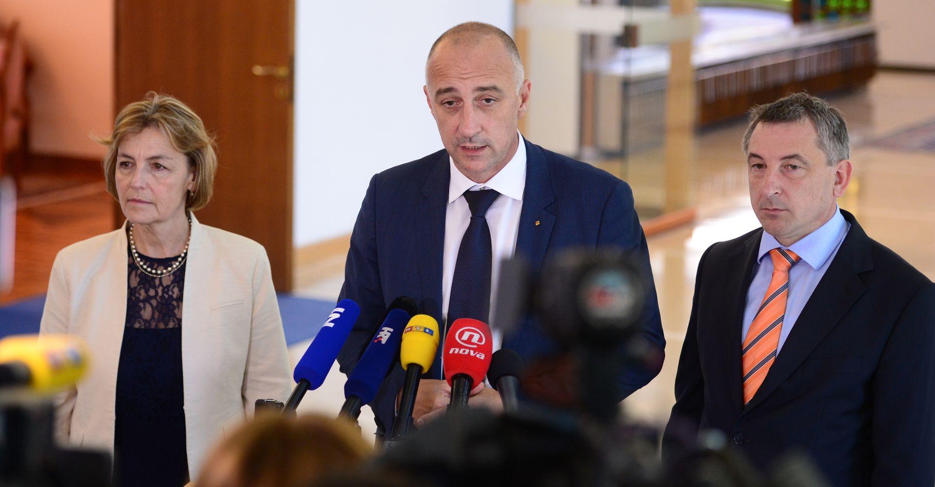 Predsjedništvo HNS-a potvrdilo kandidate za parlamentarne izbore