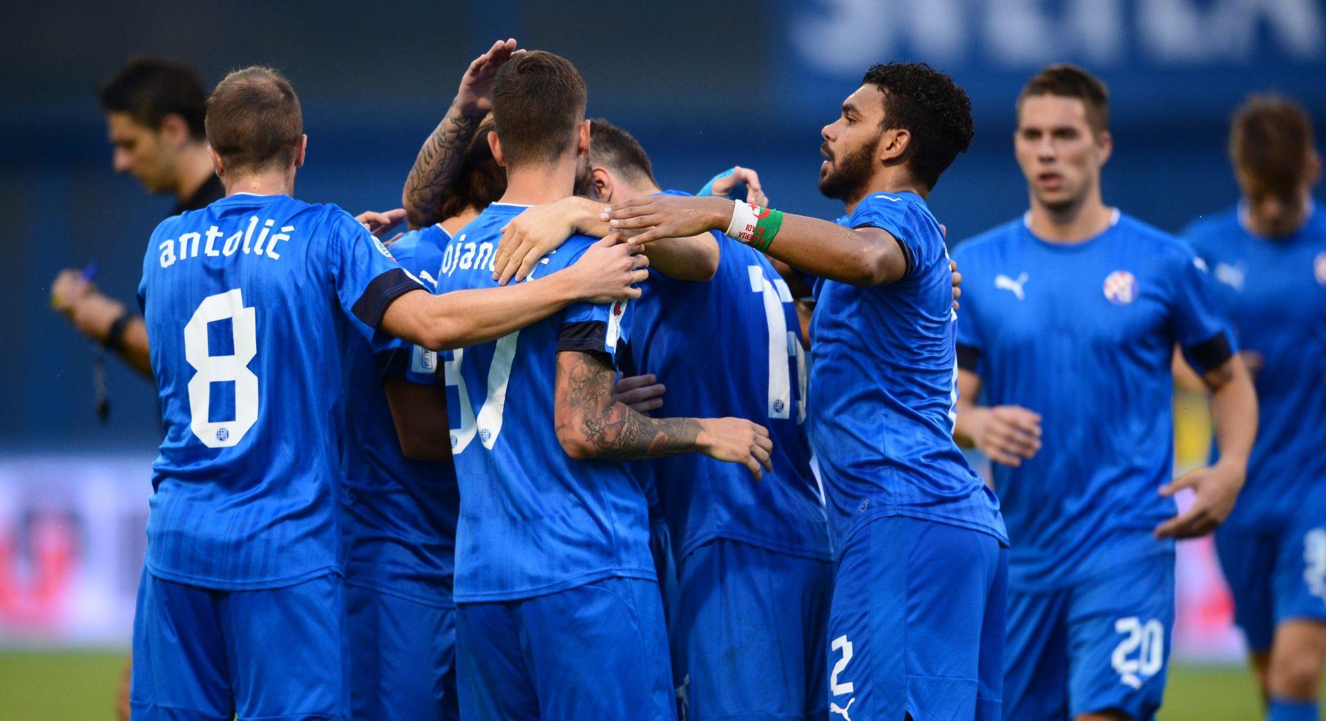 PRETKOLO LIGE PRVAKA Dinamo Tbilisi čeka zagrebački Dinamo ili Vardar