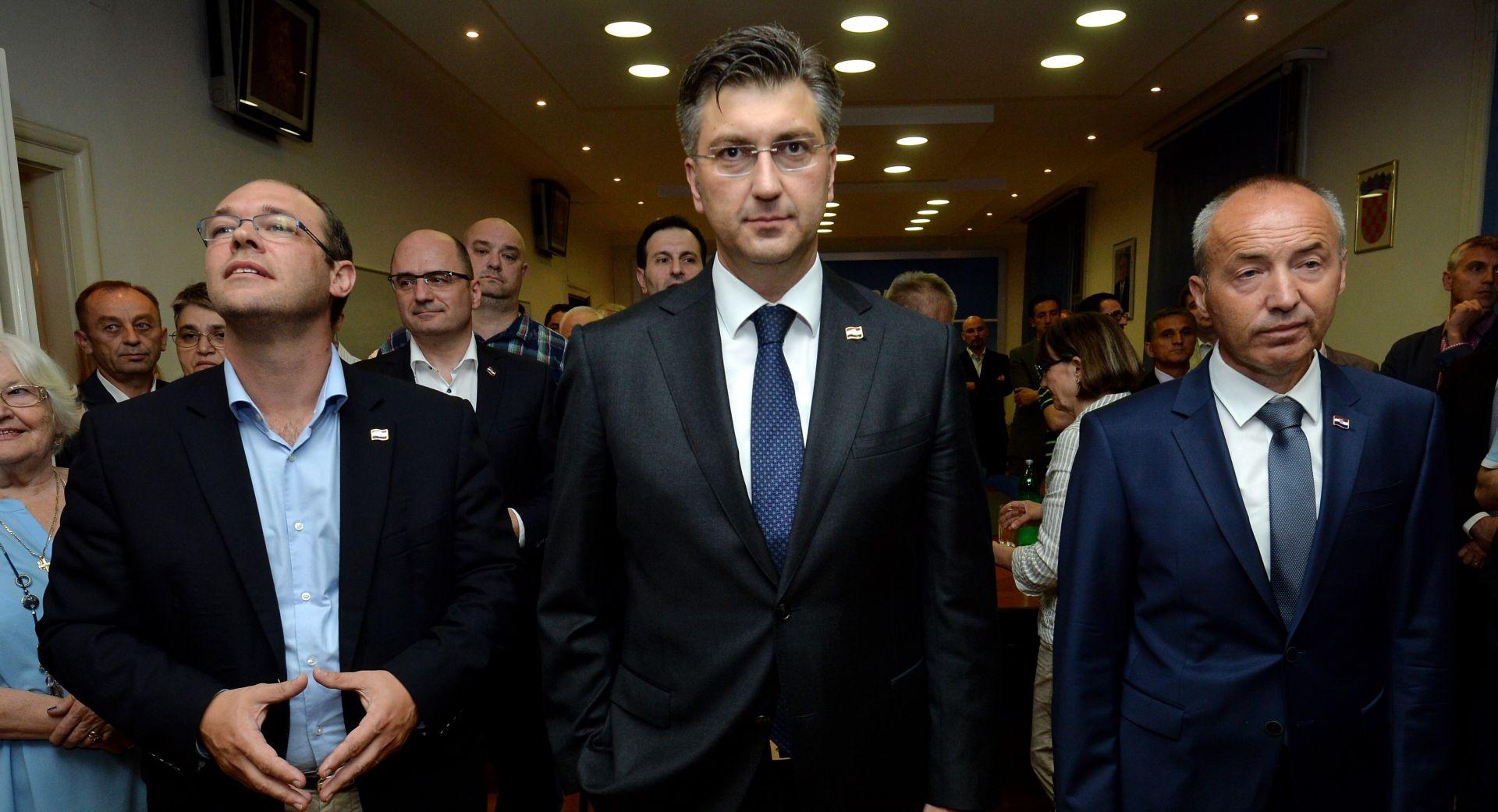 Suradnici savjetovali Plenkoviću: 'Željeznom metlom počisti stranku'