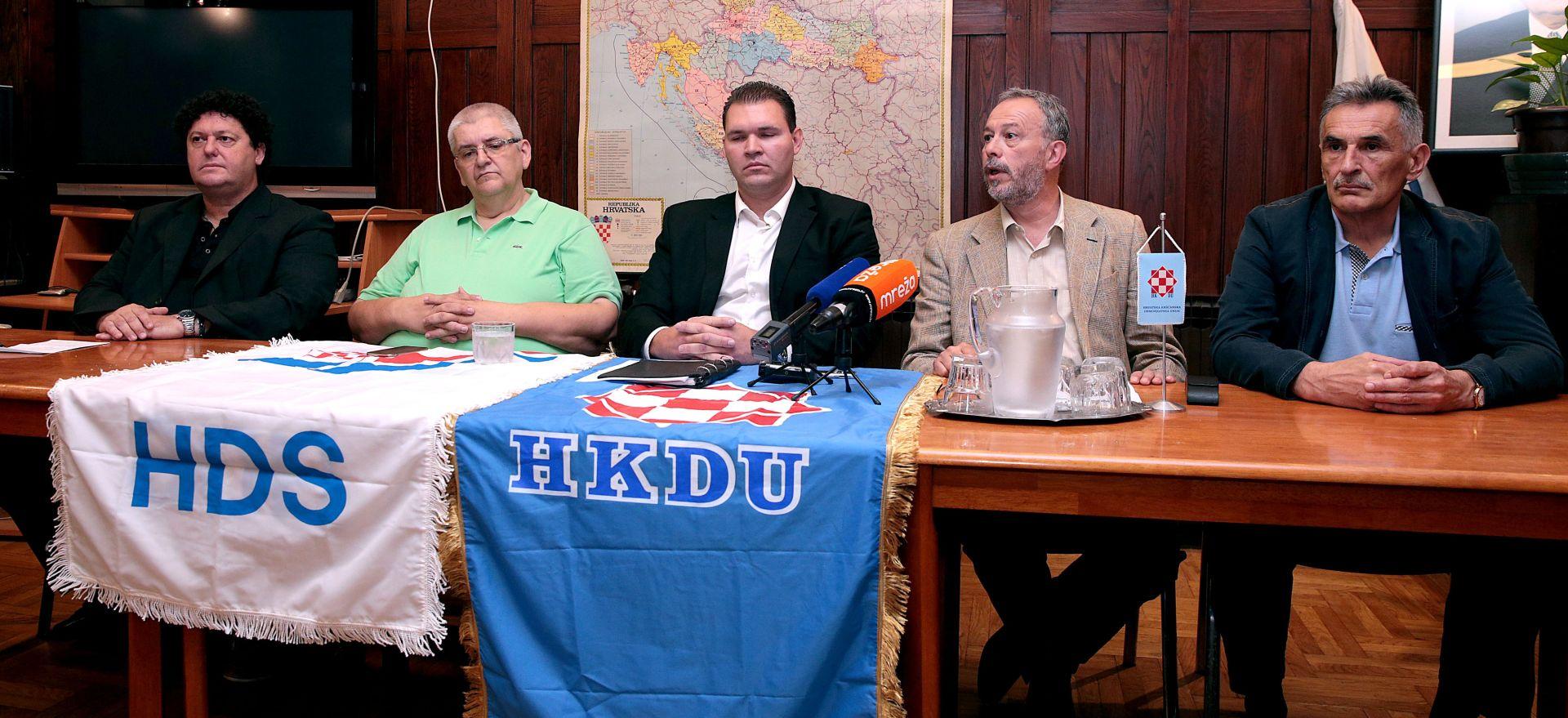 Nova koalicija na desnici: 'Nismo ničija rezervna varijanta'