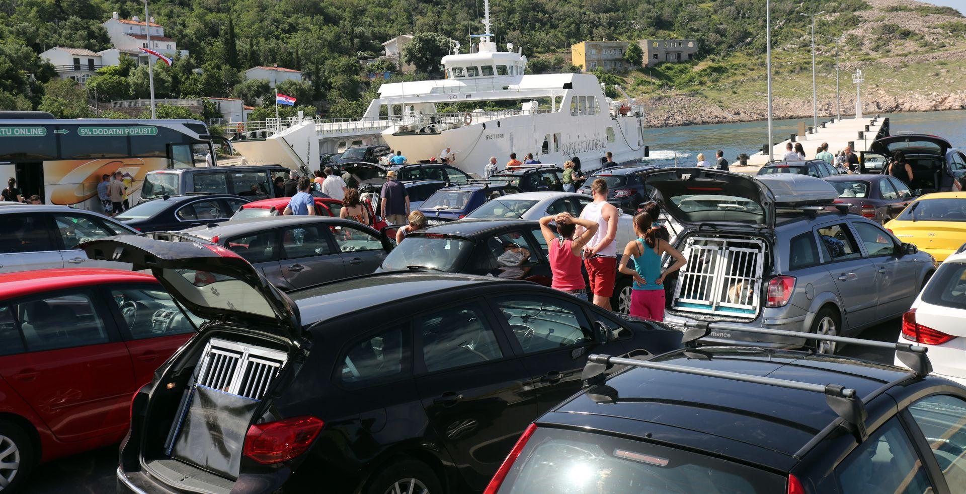 Split: Zračna i trajektna luka pune putnika